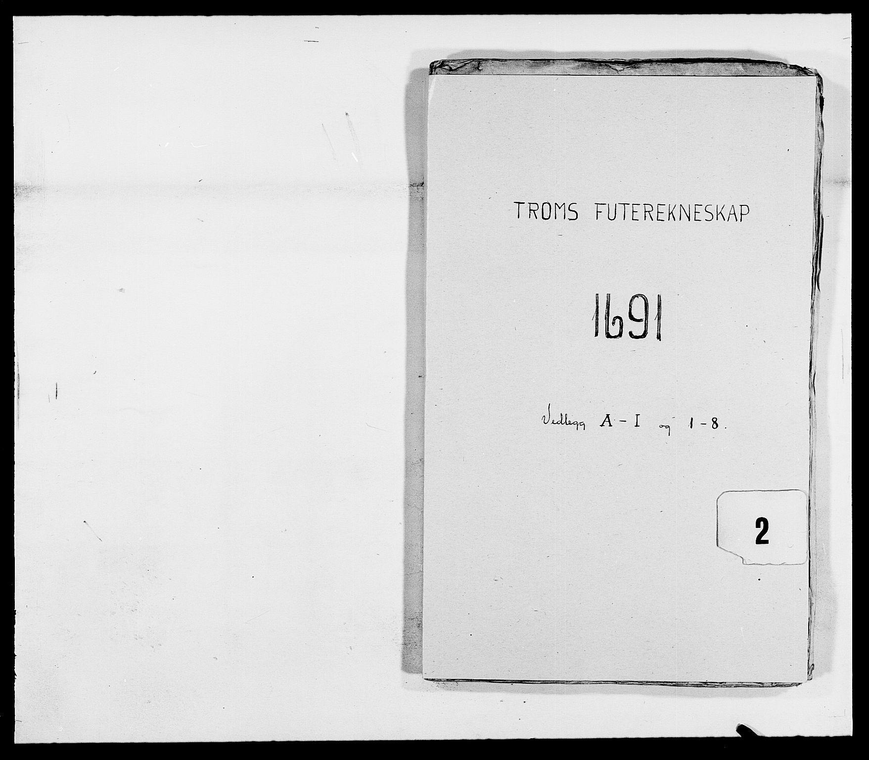 RA, Rentekammeret inntil 1814, Reviderte regnskaper, Fogderegnskap, R68/L4751: Fogderegnskap Senja og Troms, 1690-1693, s. 75