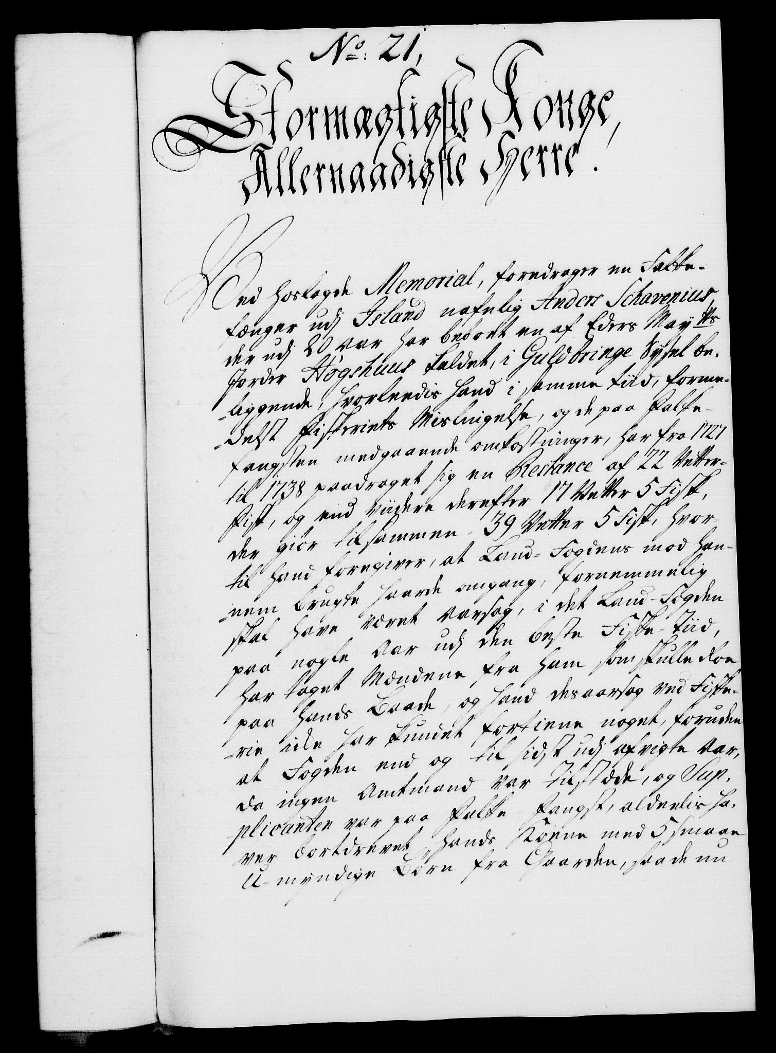 RA, Rentekammeret, Kammerkanselliet, G/Gf/Gfa/L0028: Norsk relasjons- og resolusjonsprotokoll (merket RK 52.28), 1745-1746, s. 682