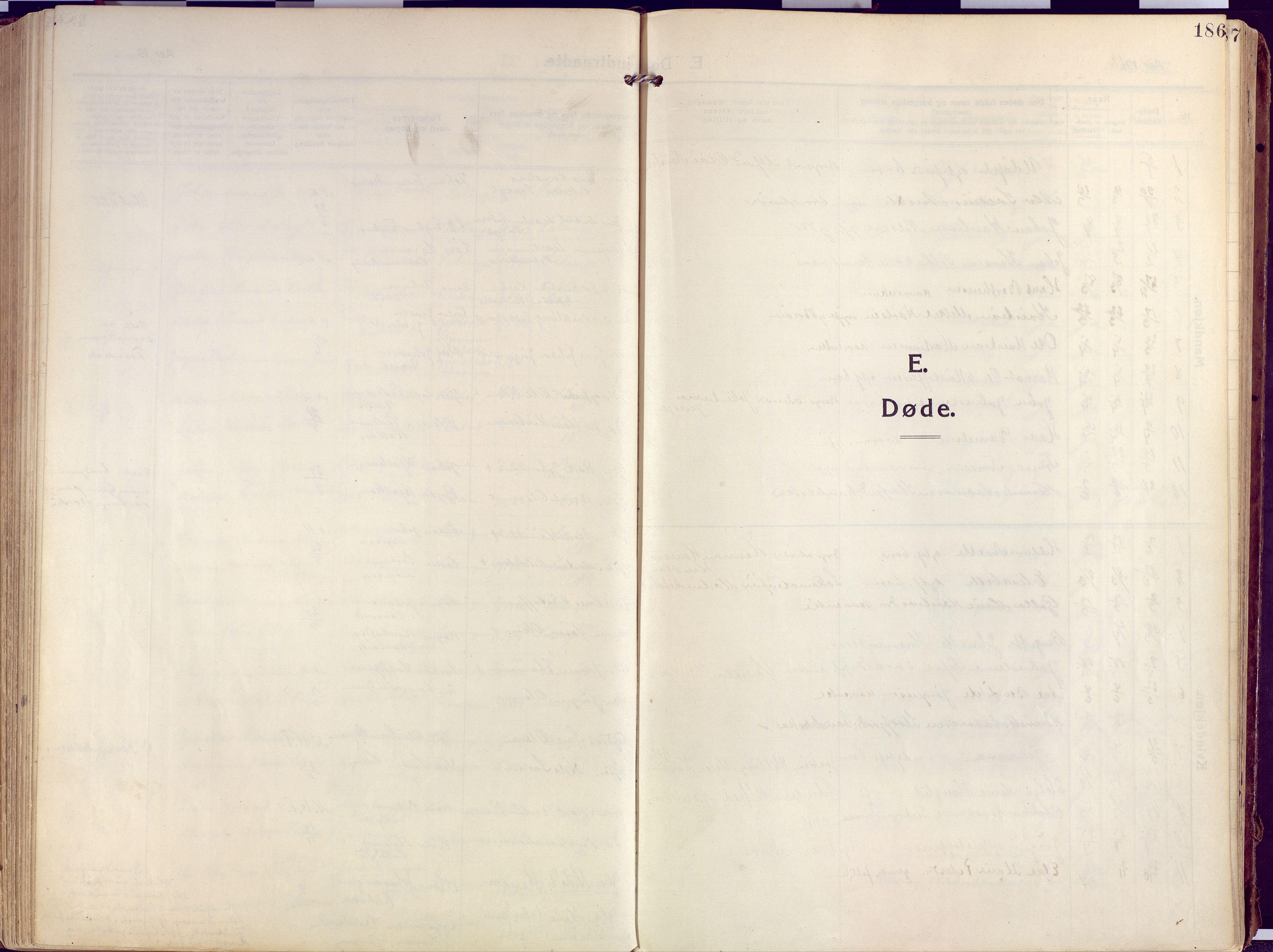 SATØ, Salangen sokneprestembete, Ministerialbok nr. 4, 1912-1927, s. 186
