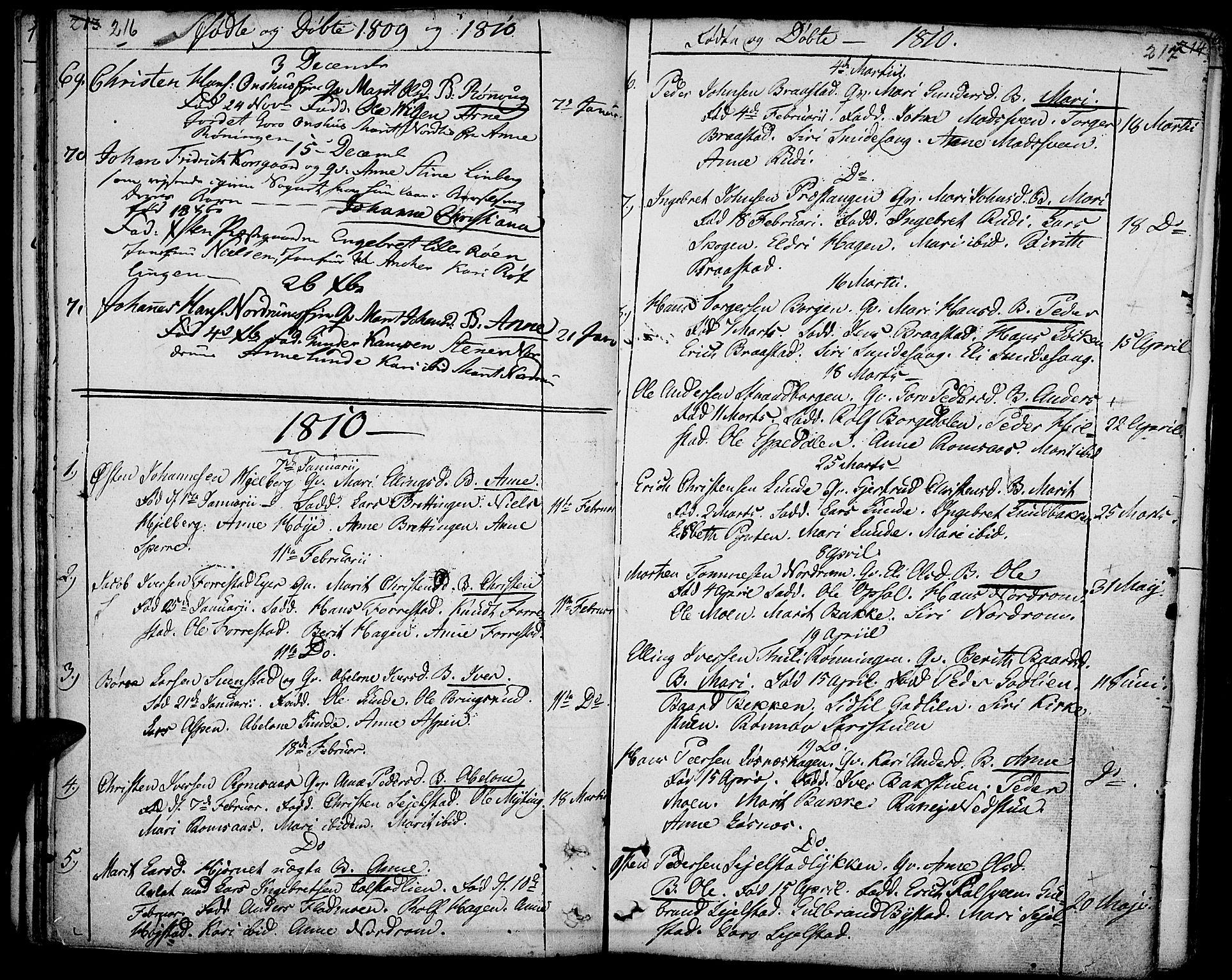 SAH, Ringebu prestekontor, Ministerialbok nr. 3, 1781-1820, s. 216-217