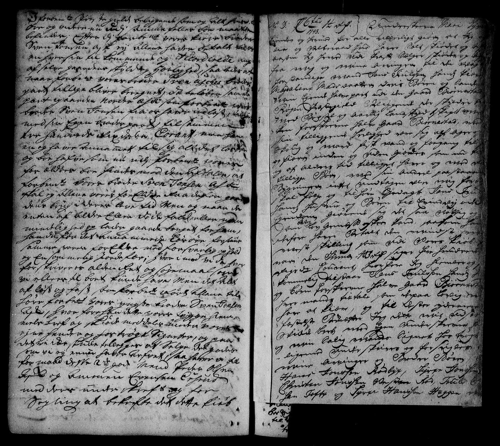 SAKO, Lier, Røyken og Hurum sorenskriveri, G/Ga/Gaa/L0002: Pantebok nr. II, 1725-1755, s. 217
