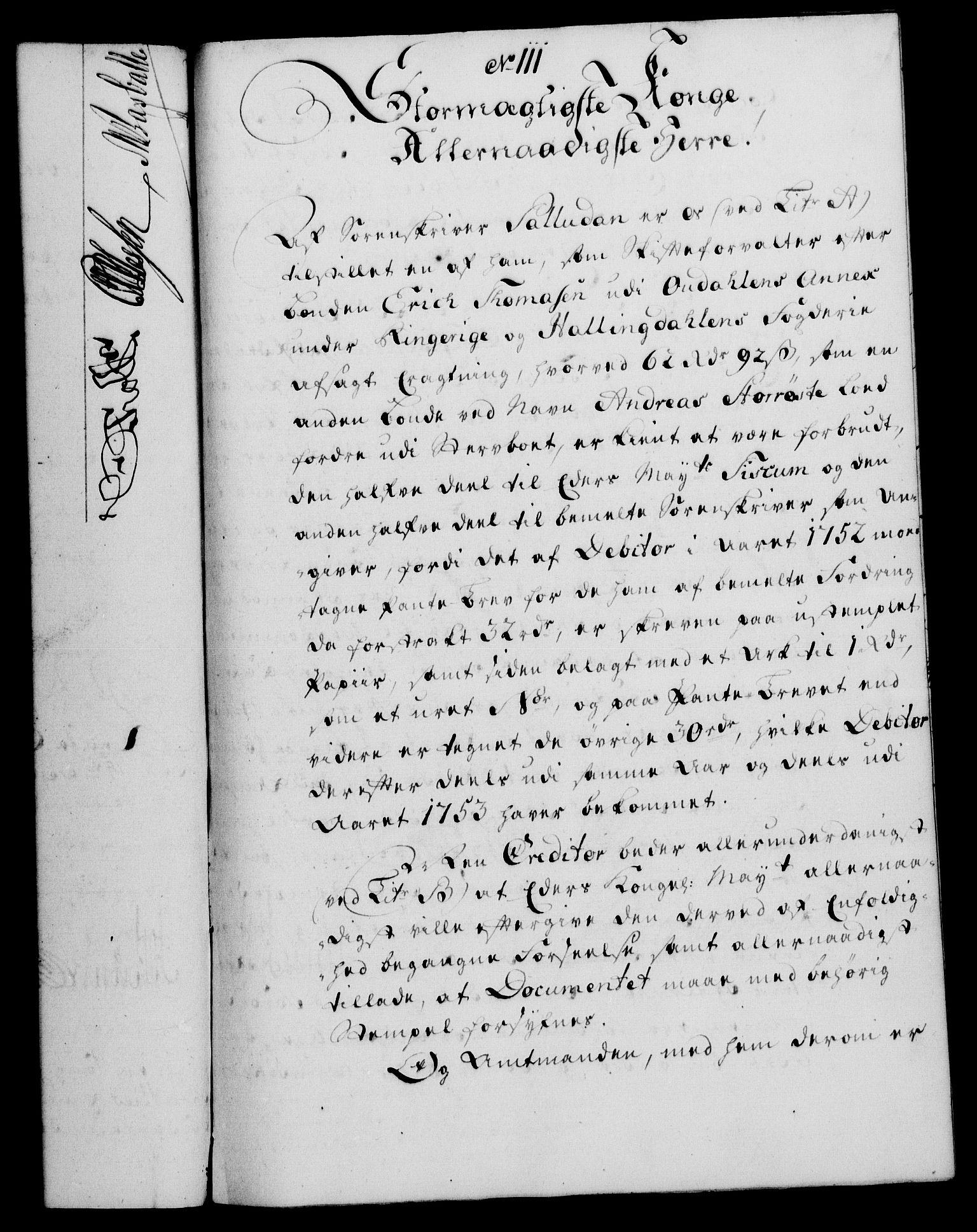 RA, Rentekammeret, Kammerkanselliet, G/Gf/Gfa/L0036: Norsk relasjons- og resolusjonsprotokoll (merket RK 52.36), 1754, s. 616