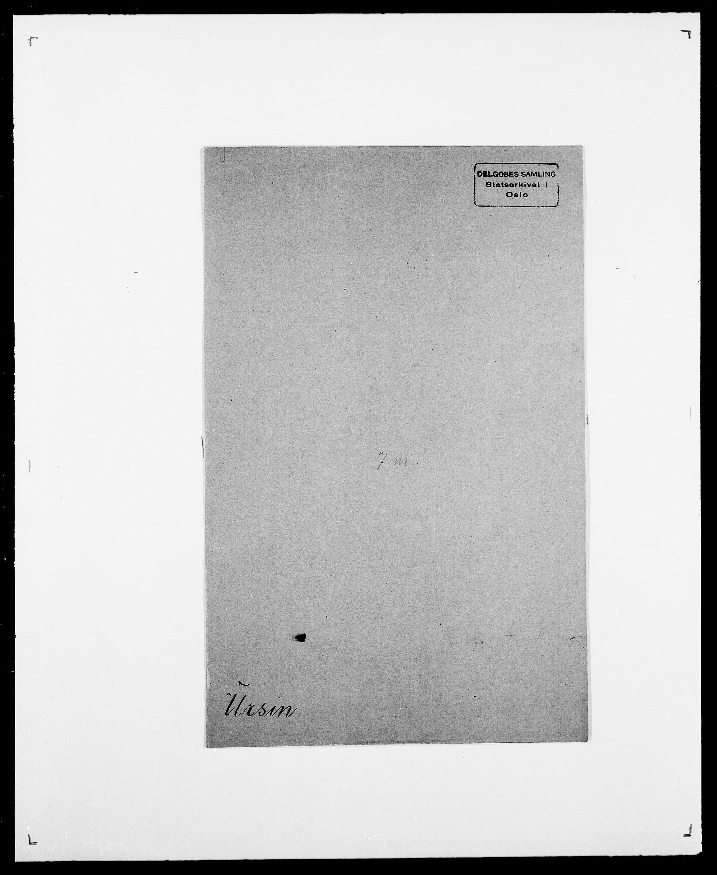 SAO, Delgobe, Charles Antoine - samling, D/Da/L0039: Thorsen - Urup, s. 771