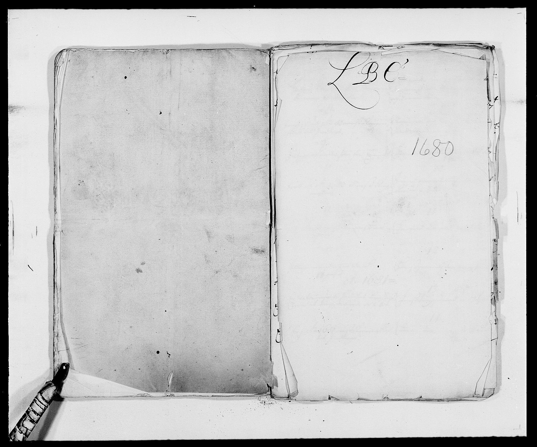 RA, Rentekammeret inntil 1814, Reviderte regnskaper, Fogderegnskap, R39/L2304: Fogderegnskap Nedenes, 1680-1682, s. 33
