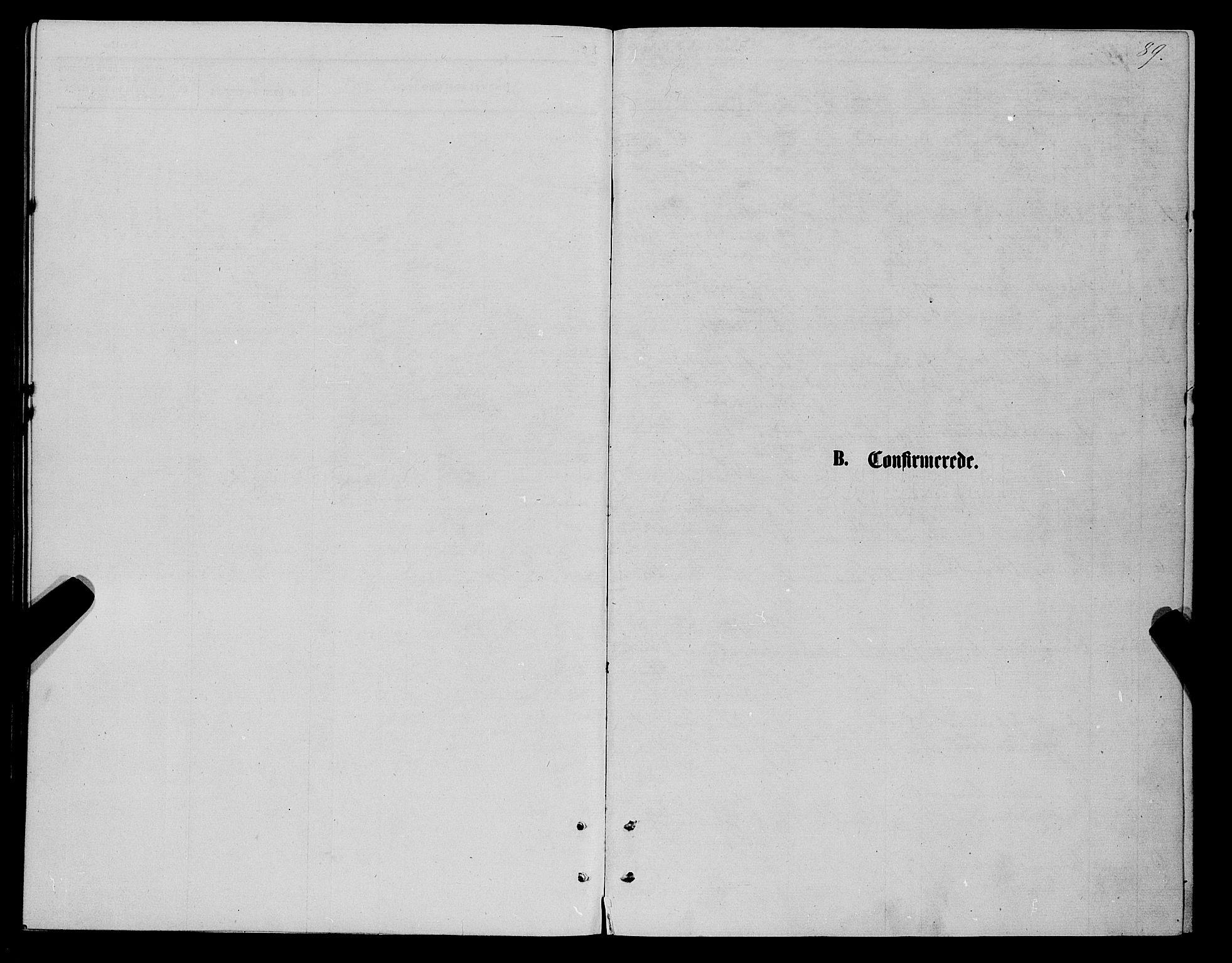 SATØ, Karlsøy sokneprestembete, Ministerialbok nr. 5, 1872-1878, s. 89