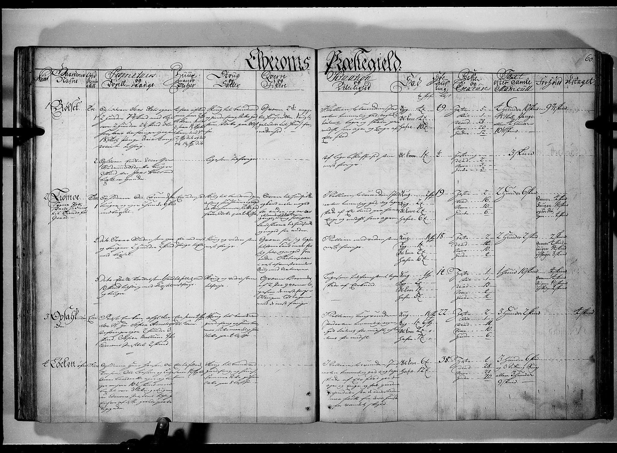 RA, Rentekammeret inntil 1814, Realistisk ordnet avdeling, N/Nb/Nbf/L0101: Solør, Østerdalen og Odal eksaminasjonsprotokoll, 1723, s. 59b-60a