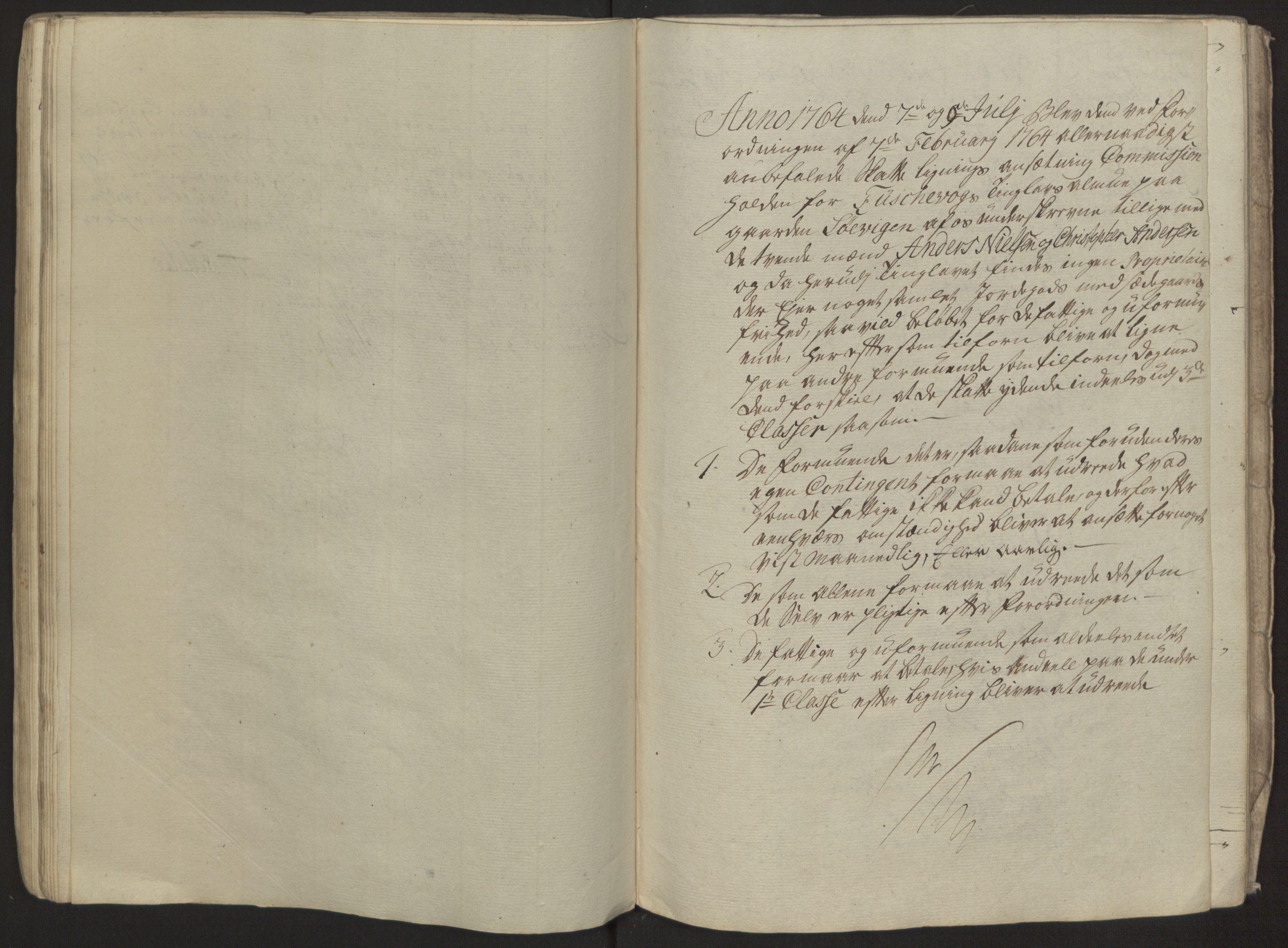 RA, Rentekammeret inntil 1814, Reviderte regnskaper, Fogderegnskap, R68/L4845: Ekstraskatten Senja og Troms, 1762-1765, s. 305