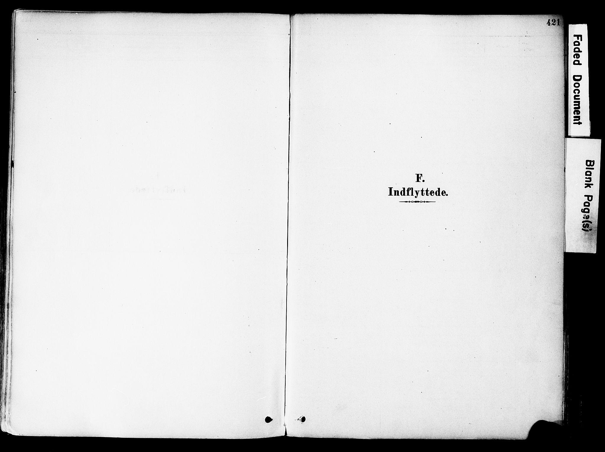 SAH, Østre Toten prestekontor, Ministerialbok nr. 6 /1, 1878-1896, s. 421
