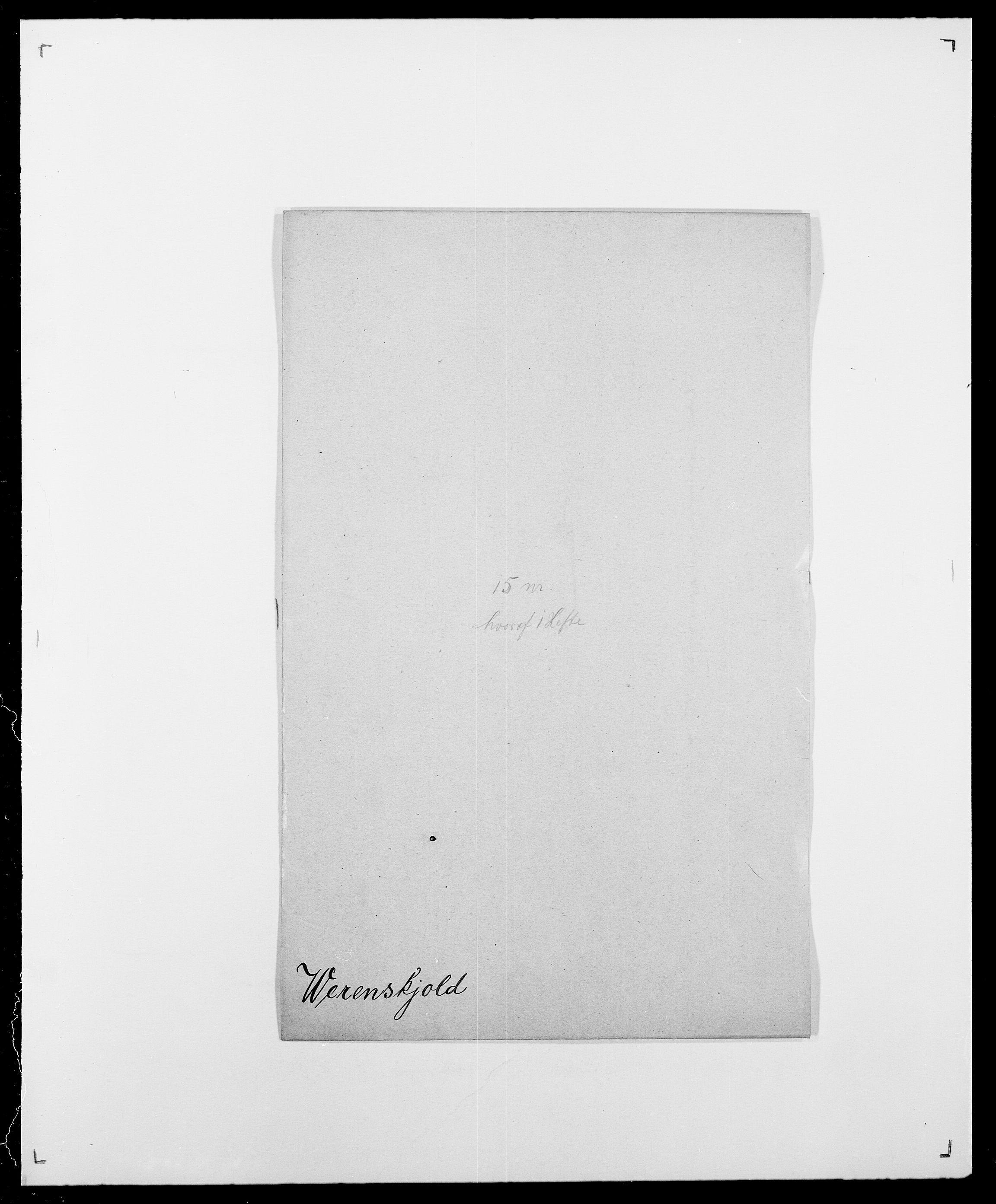 SAO, Delgobe, Charles Antoine - samling, D/Da/L0041: Vemmestad - Viker, s. 71