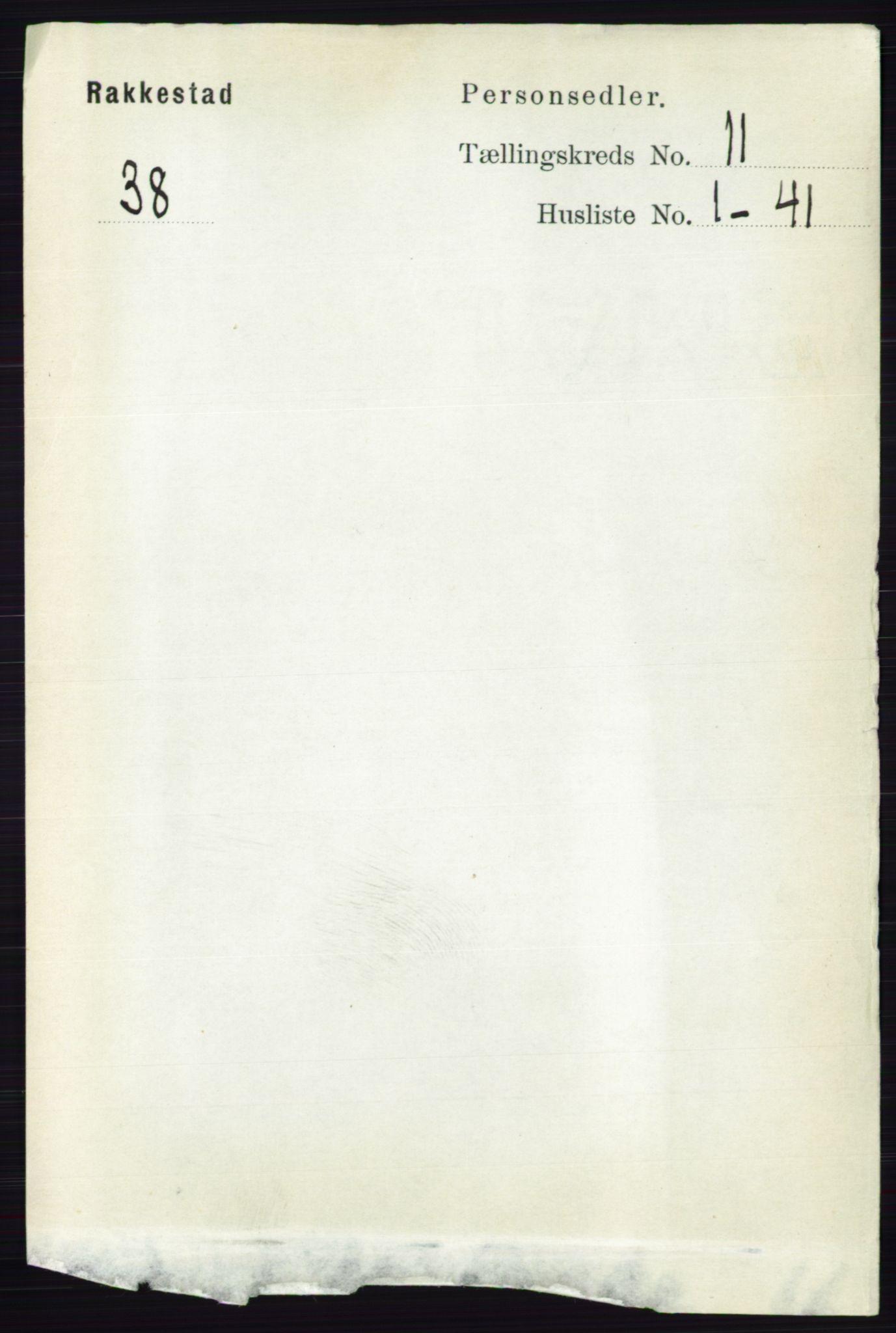 RA, Folketelling 1891 for 0128 Rakkestad herred, 1891, s. 5160