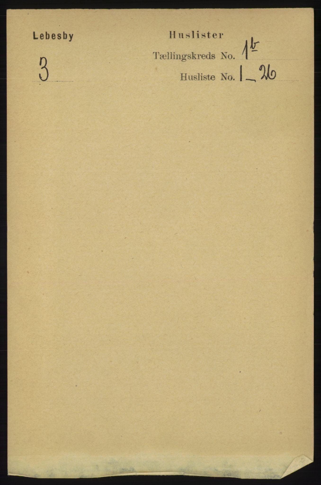 RA, Folketelling 1891 for 2022 Lebesby herred, 1891, s. 78