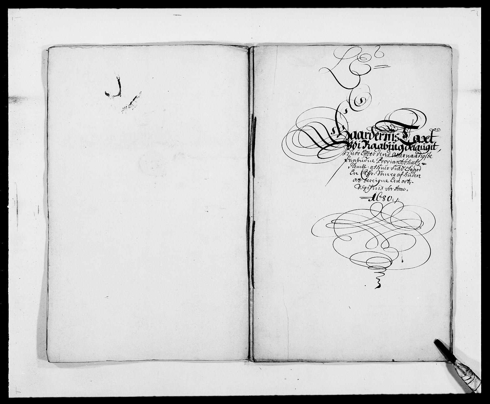 RA, Rentekammeret inntil 1814, Reviderte regnskaper, Fogderegnskap, R40/L2436: Fogderegnskap Råbyggelag, 1679-1680, s. 253