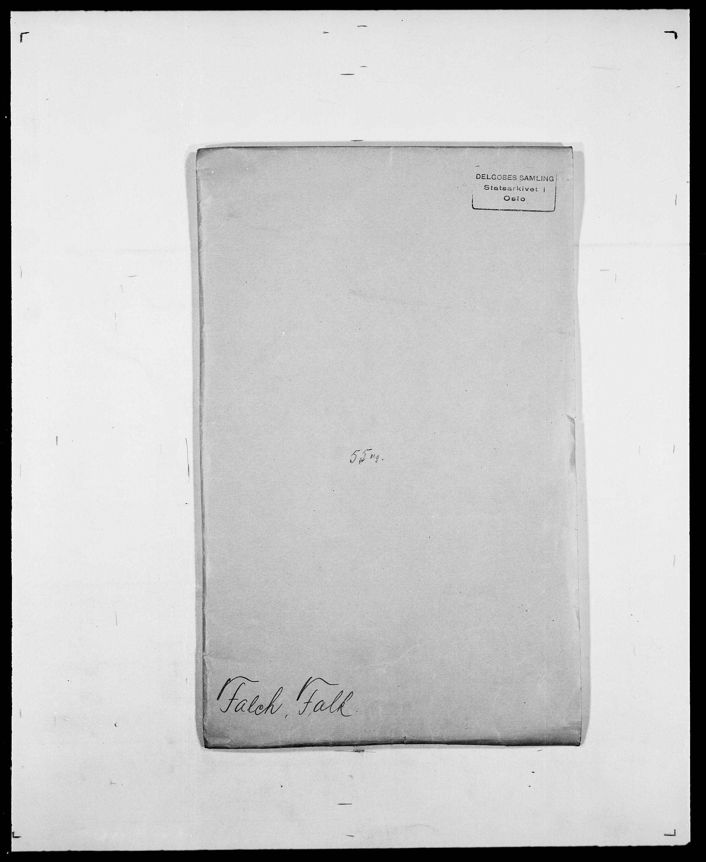 SAO, Delgobe, Charles Antoine - samling, D/Da/L0011: Fahlander - Flood, Flod, s. 18
