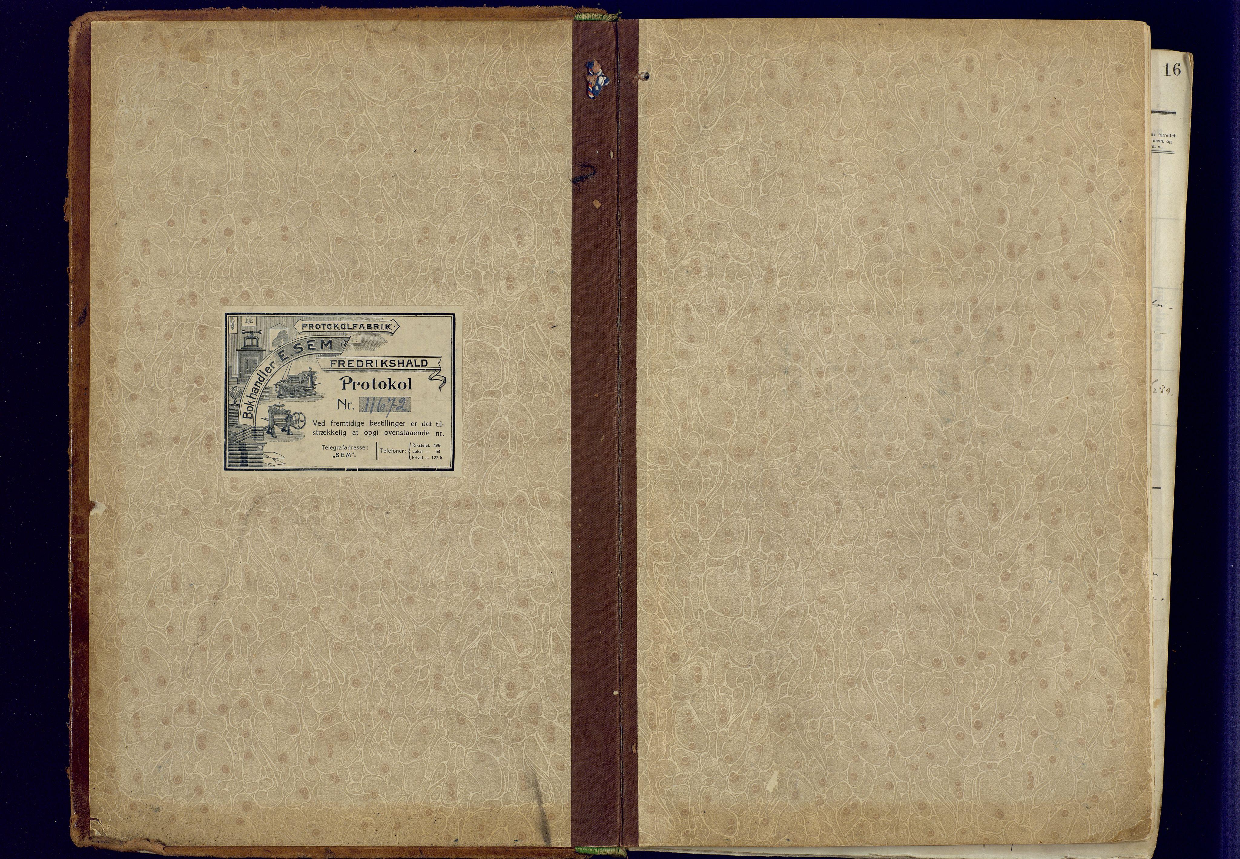 SATØ, Tromsøysund sokneprestkontor, G/Ga: Ministerialbok nr. 8, 1914-1922