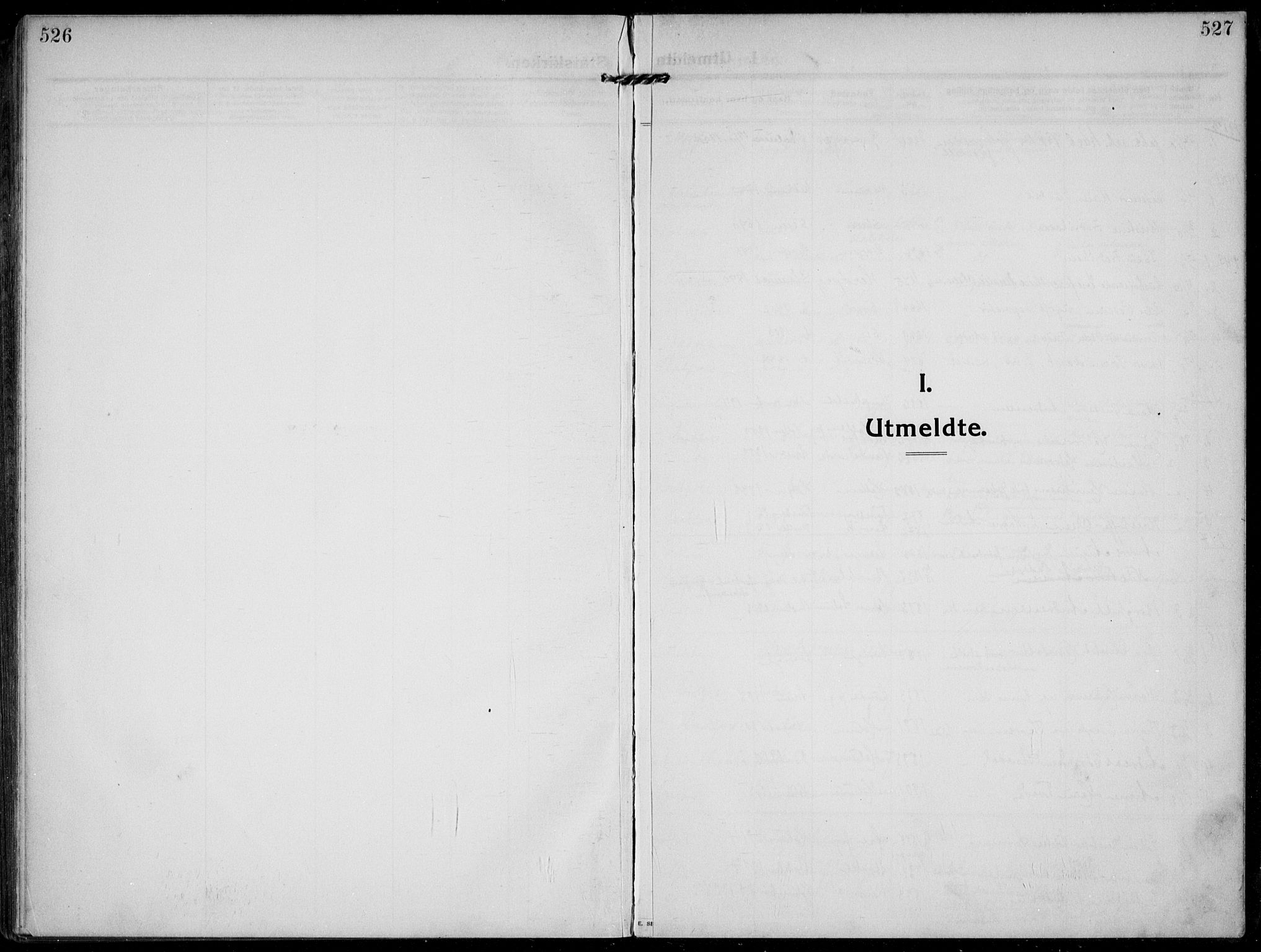 SAKO, Solum kirkebøker, F/Fb/L0004: Ministerialbok nr. II 4, 1913-1924, s. 526-527