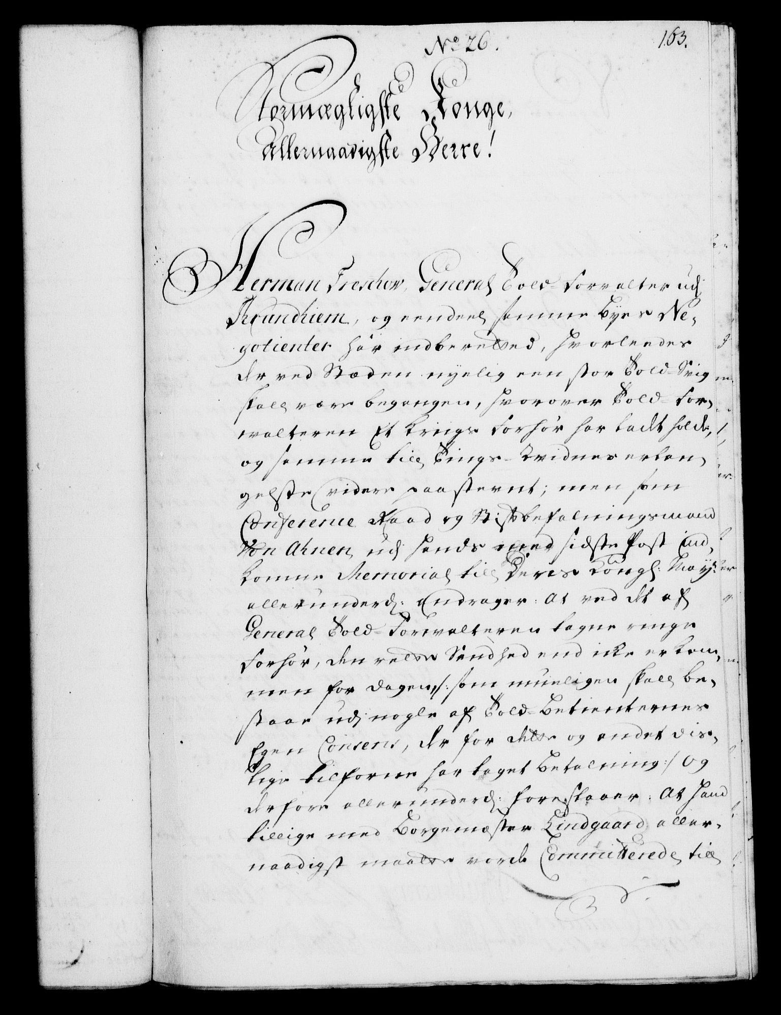 RA, Rentekammeret, Kammerkanselliet, G/Gf/Gfa/L0002: Norsk relasjons- og resolusjonsprotokoll (merket RK 52.2), 1720, s. 163