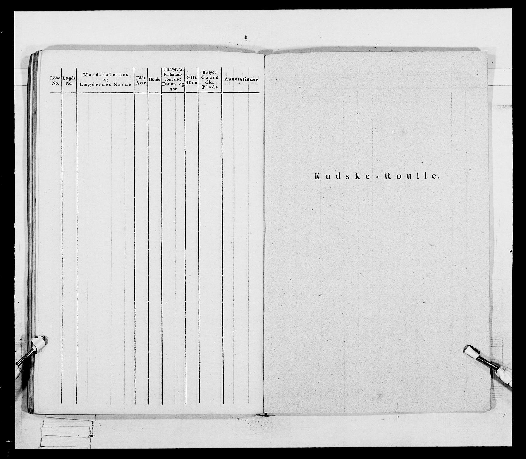 RA, Generalitets- og kommissariatskollegiet, Det kongelige norske kommissariatskollegium, E/Eh/L0069: Opplandske gevorbne infanteriregiment, 1810-1818, s. 704