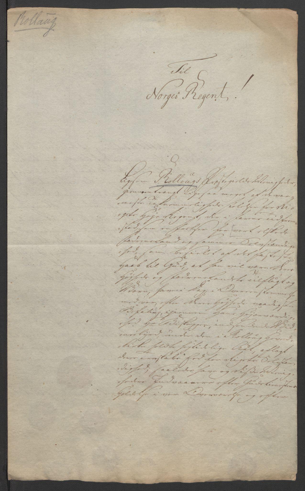 RA, Statsrådssekretariatet, D/Db/L0007: Fullmakter for Eidsvollsrepresentantene i 1814. , 1814, s. 333