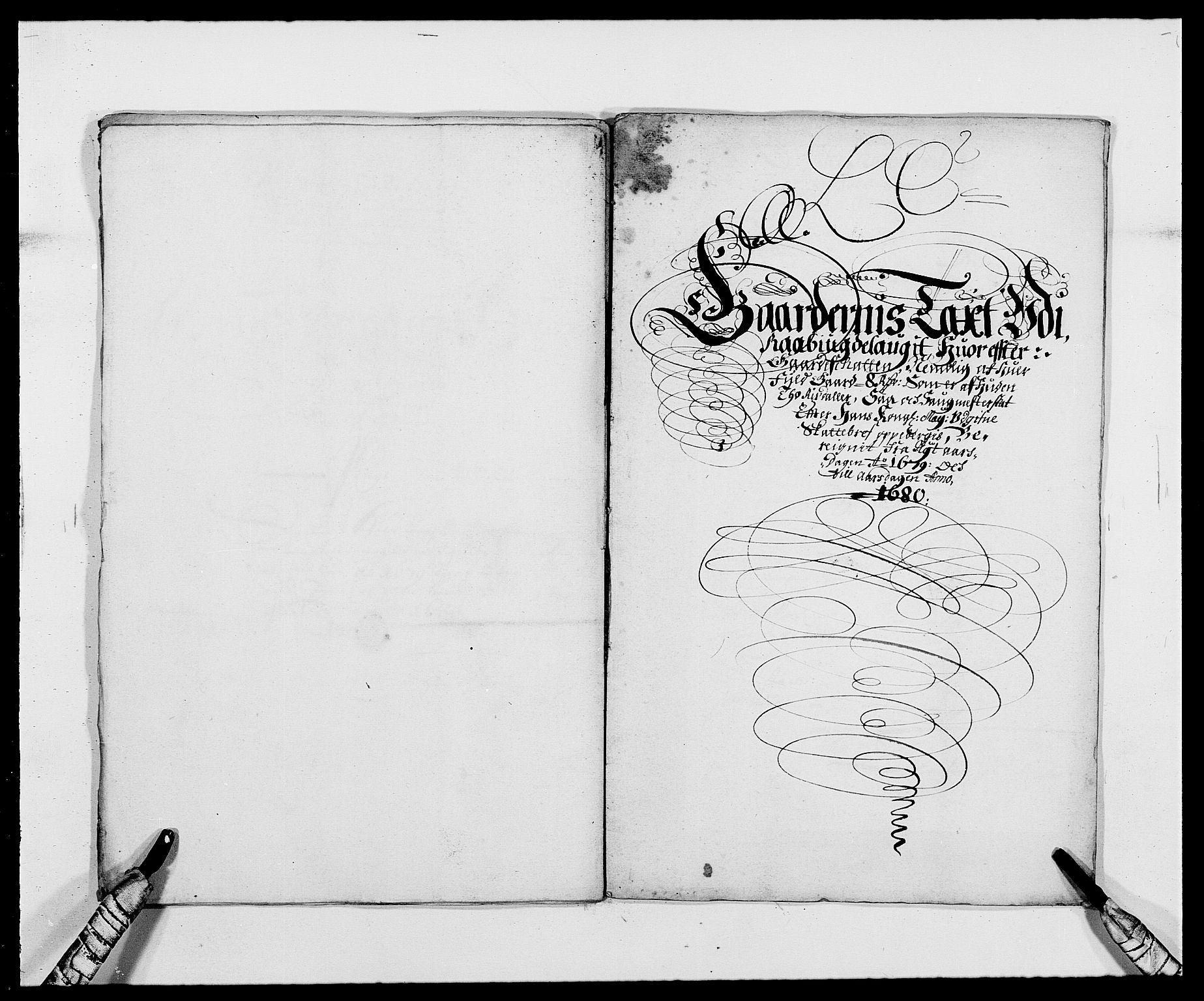 RA, Rentekammeret inntil 1814, Reviderte regnskaper, Fogderegnskap, R40/L2436: Fogderegnskap Råbyggelag, 1679-1680, s. 15