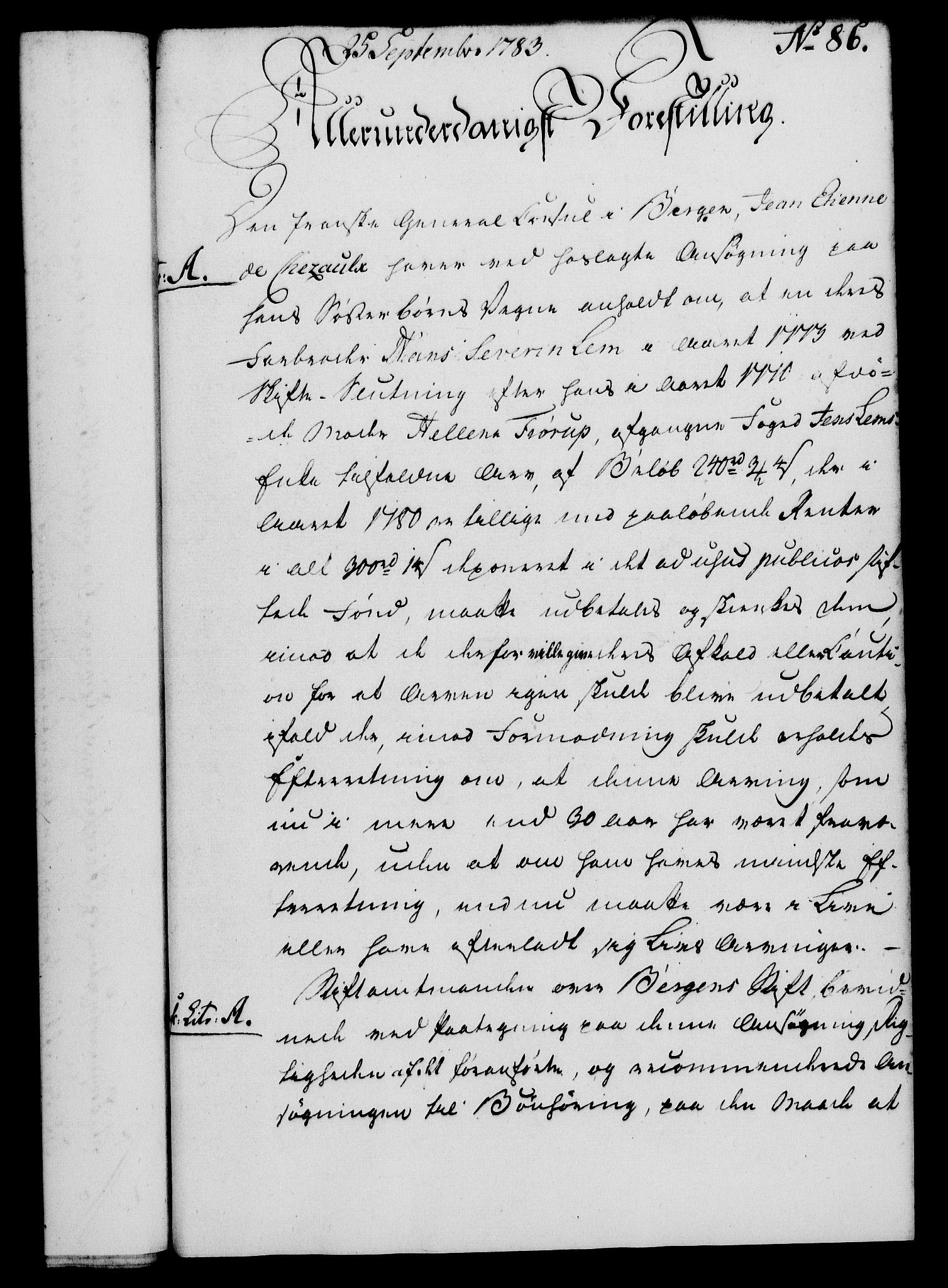 RA, Rentekammeret, Kammerkanselliet, G/Gf/Gfa/L0065: Norsk relasjons- og resolusjonsprotokoll (merket RK 52.65), 1783, s. 640