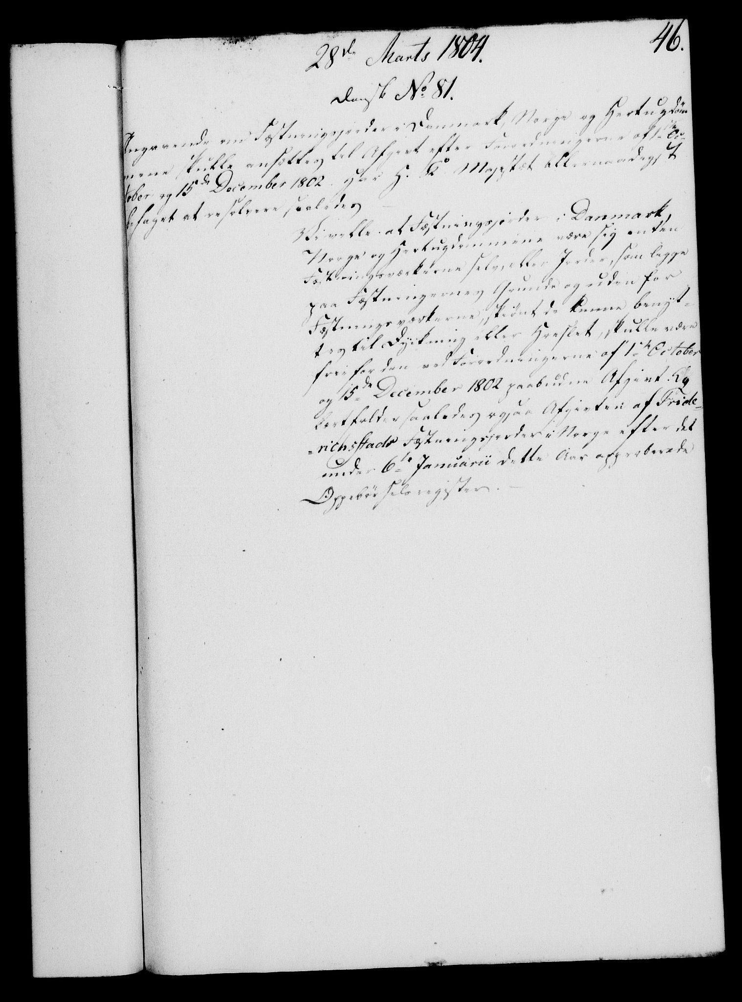 RA, Rentekammeret, Kammerkanselliet, G/Gf/Gfa/L0086: Norsk relasjons- og resolusjonsprotokoll (merket RK 52.86), 1804, s. 299