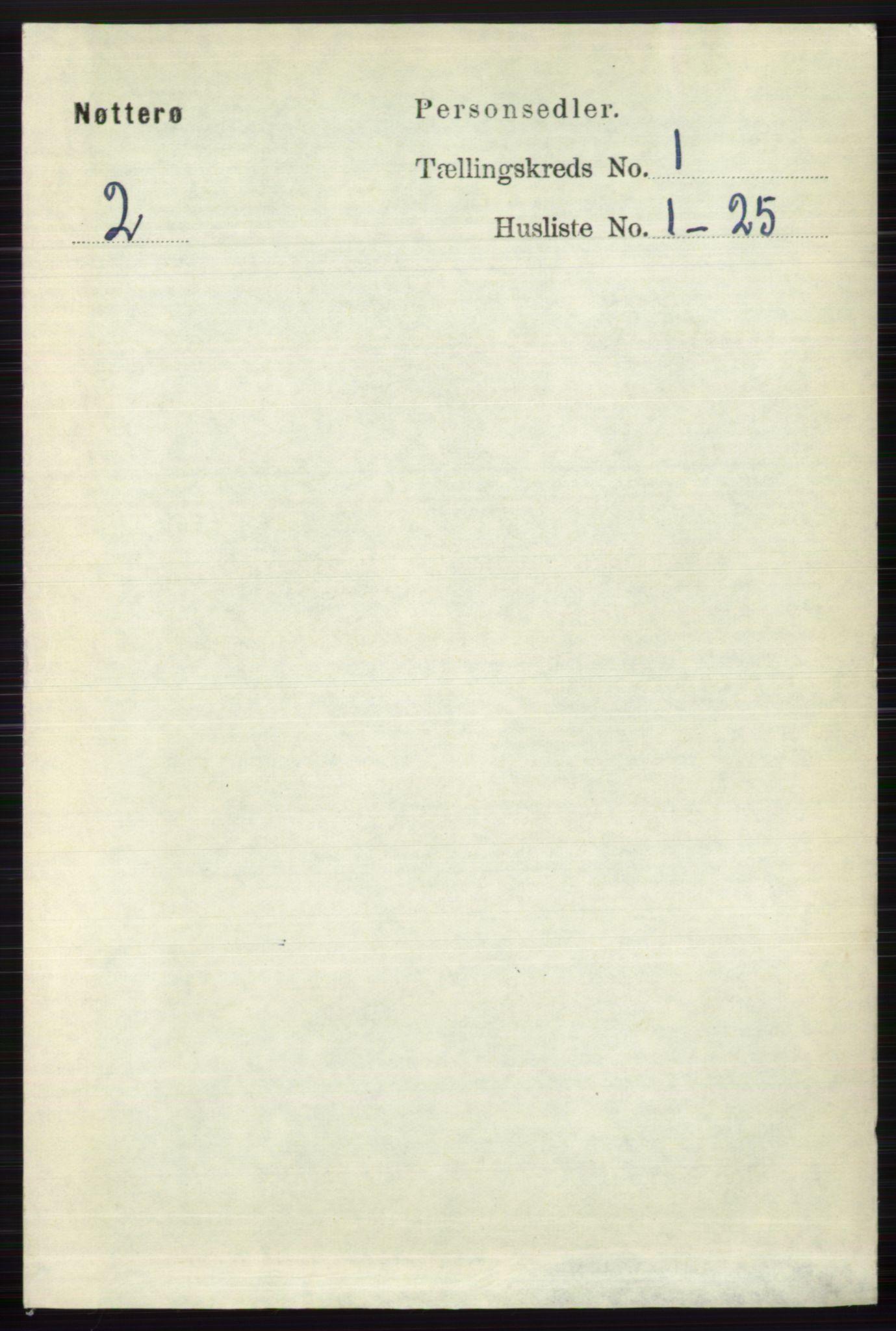 RA, Folketelling 1891 for 0722 Nøtterøy herred, 1891, s. 132