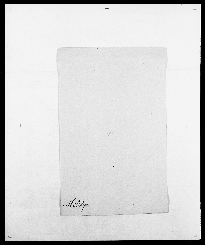 SAO, Delgobe, Charles Antoine - samling, D/Da/L0026: Mechelby - Montoppidan, s. 268