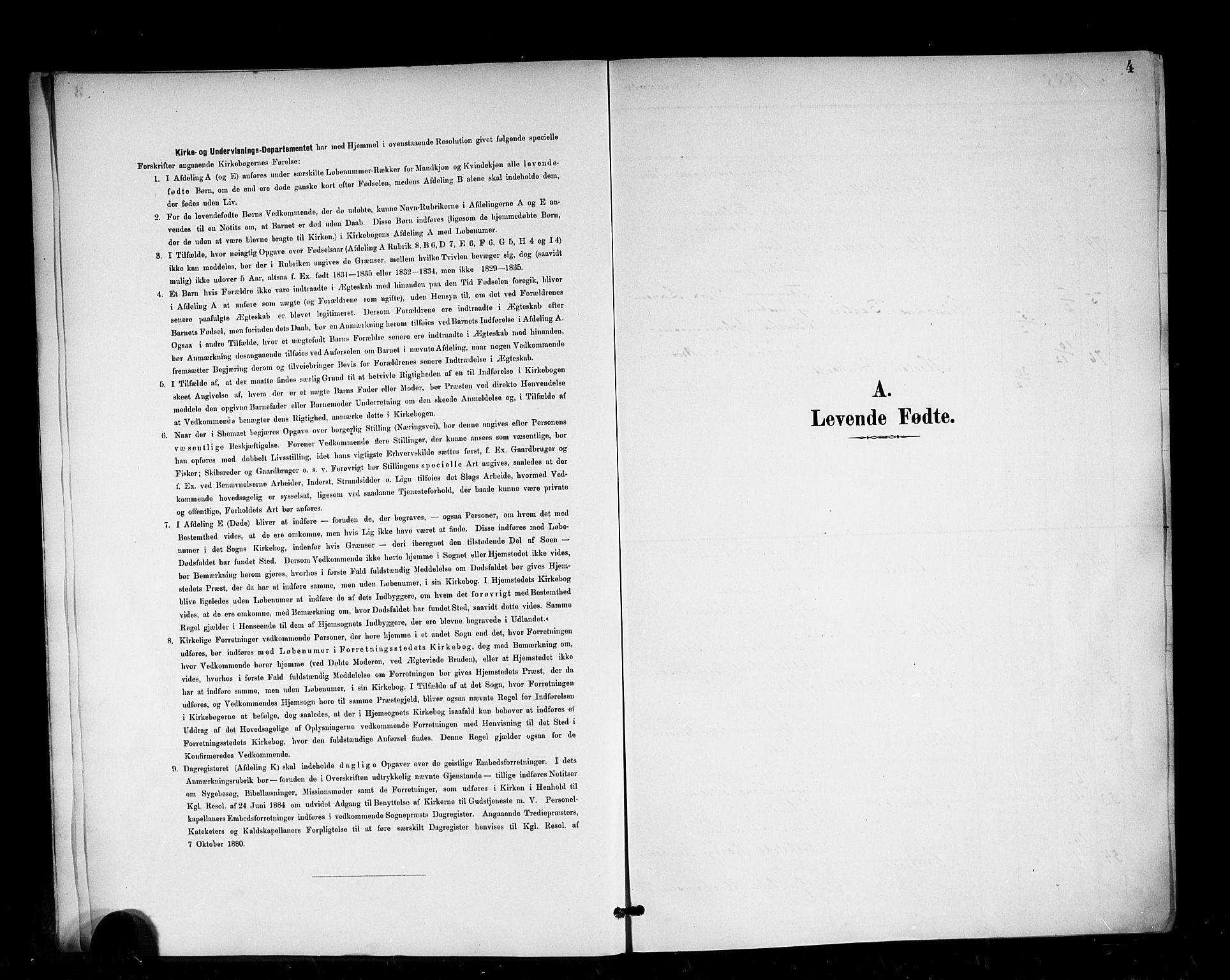 SAB, Den Norske Sjømannsmisjon i utlandet*, Ministerialbok nr. A 3, 1888-1893, s. 4