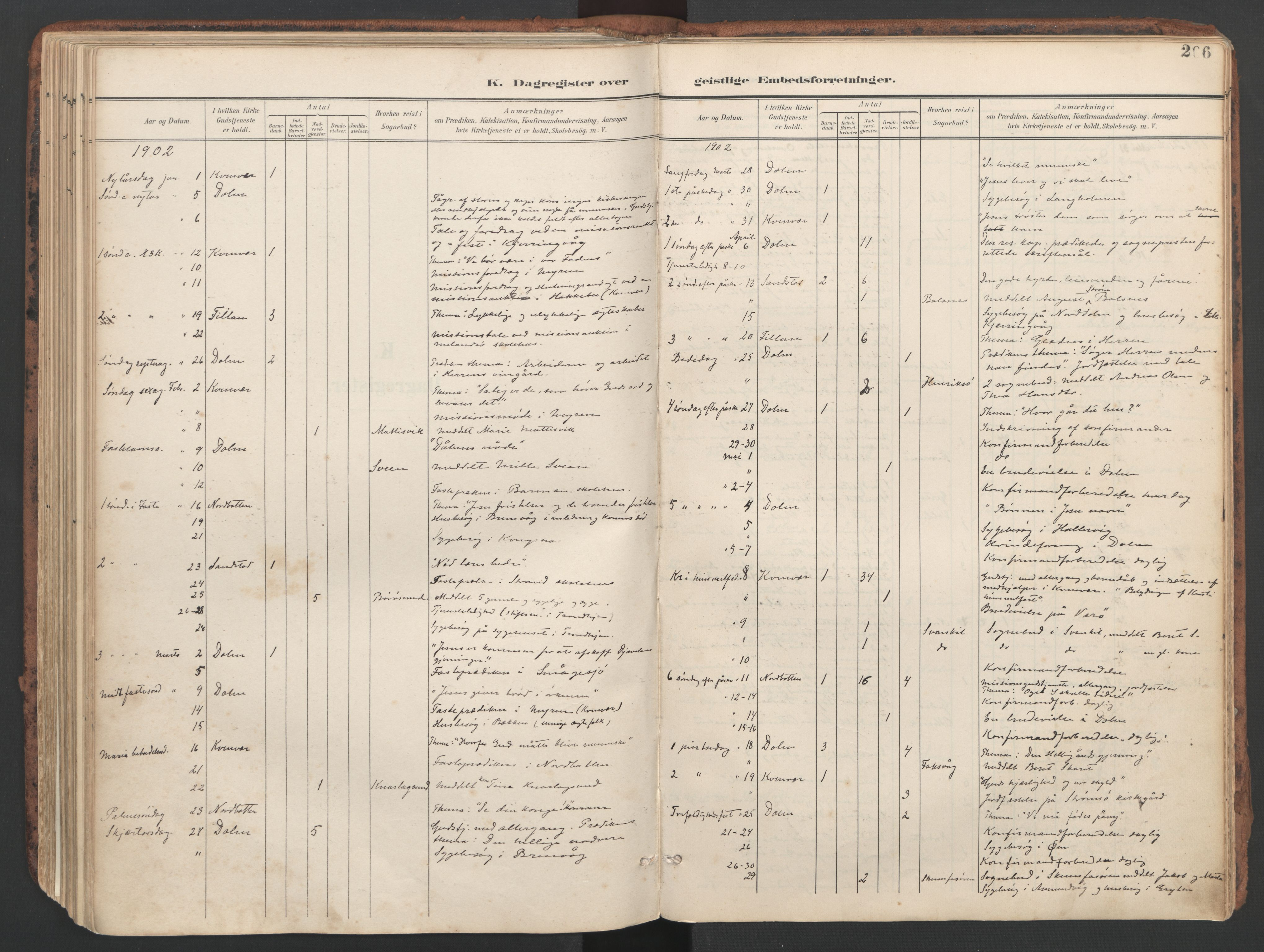 SAT, Ministerialprotokoller, klokkerbøker og fødselsregistre - Sør-Trøndelag, 634/L0537: Ministerialbok nr. 634A13, 1896-1922, s. 206