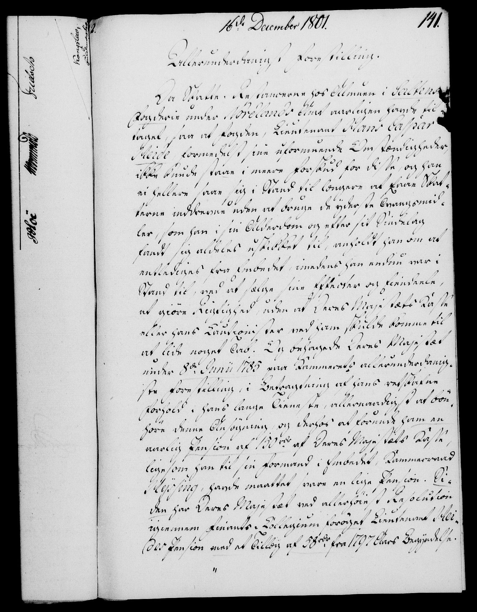 RA, Rentekammeret, Kammerkanselliet, G/Gf/Gfa/L0083: Norsk relasjons- og resolusjonsprotokoll (merket RK 52.83), 1801, s. 798