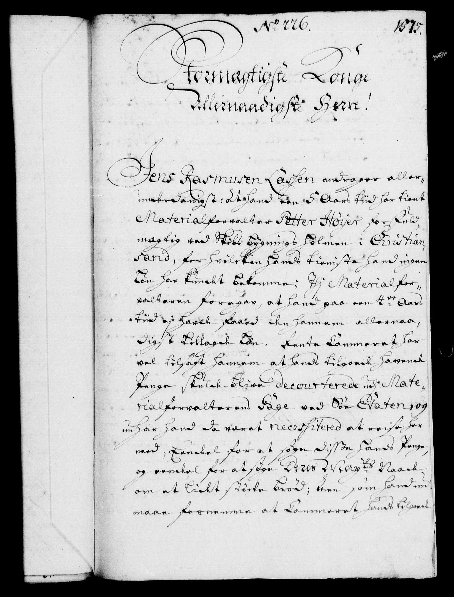 RA, Rentekammeret, Kammerkanselliet, G/Gf/Gfa/L0003: Norsk relasjons- og resolusjonsprotokoll (merket RK 52.3), 1720, s. 550