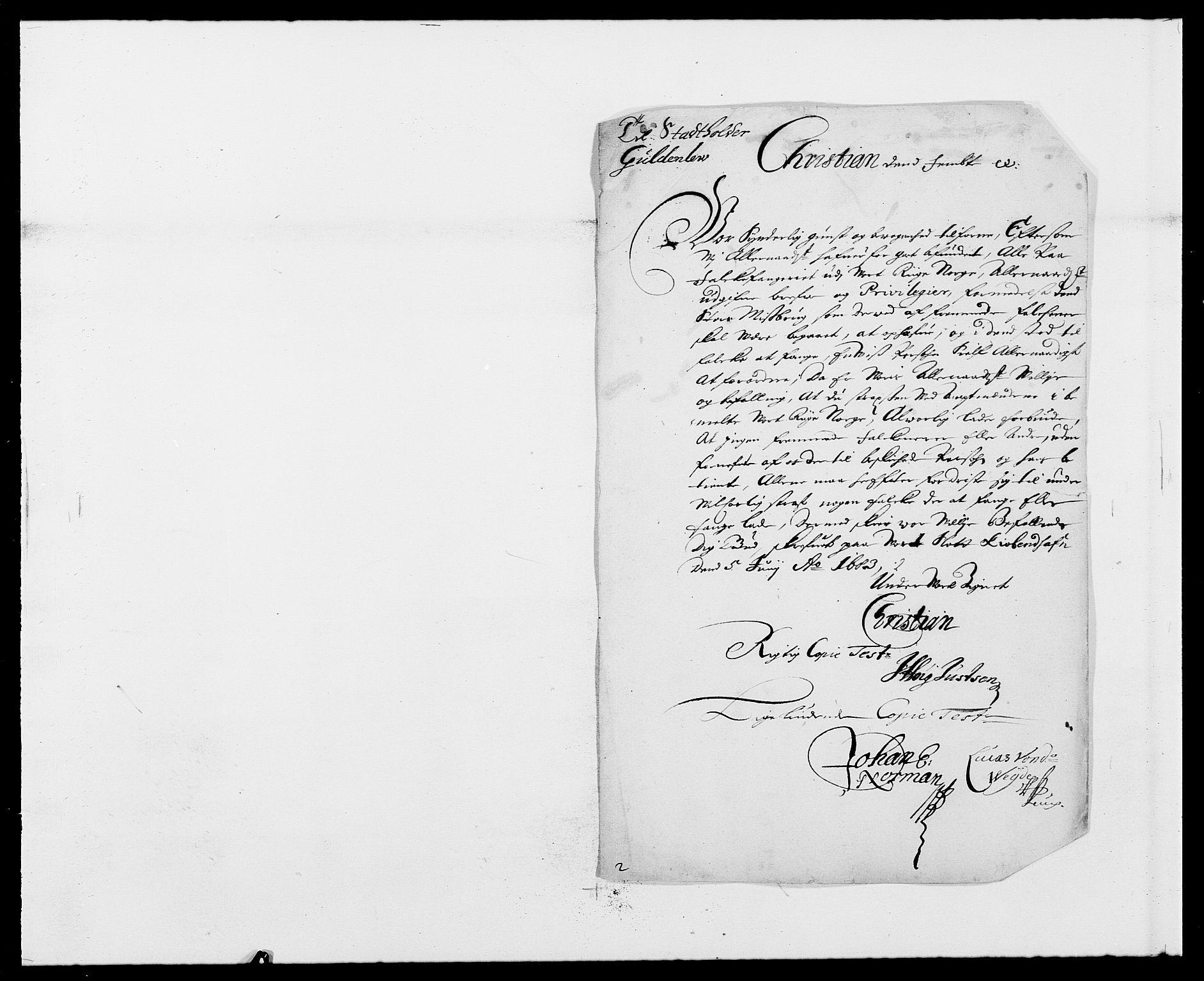 RA, Rentekammeret inntil 1814, Reviderte regnskaper, Fogderegnskap, R41/L2532: Fogderegnskap Lista, 1683, s. 169