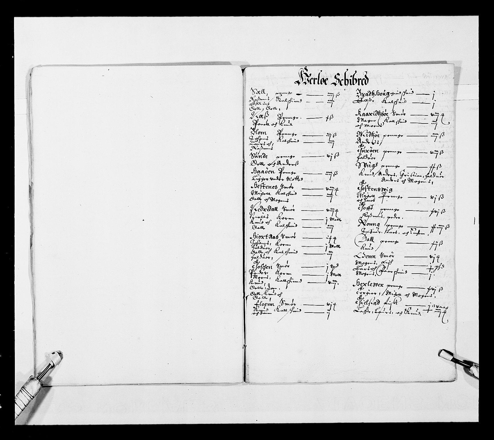 RA, Stattholderembetet 1572-1771, Ek/L0025: Jordebøker 1633-1658:, 1645-1646, s. 82