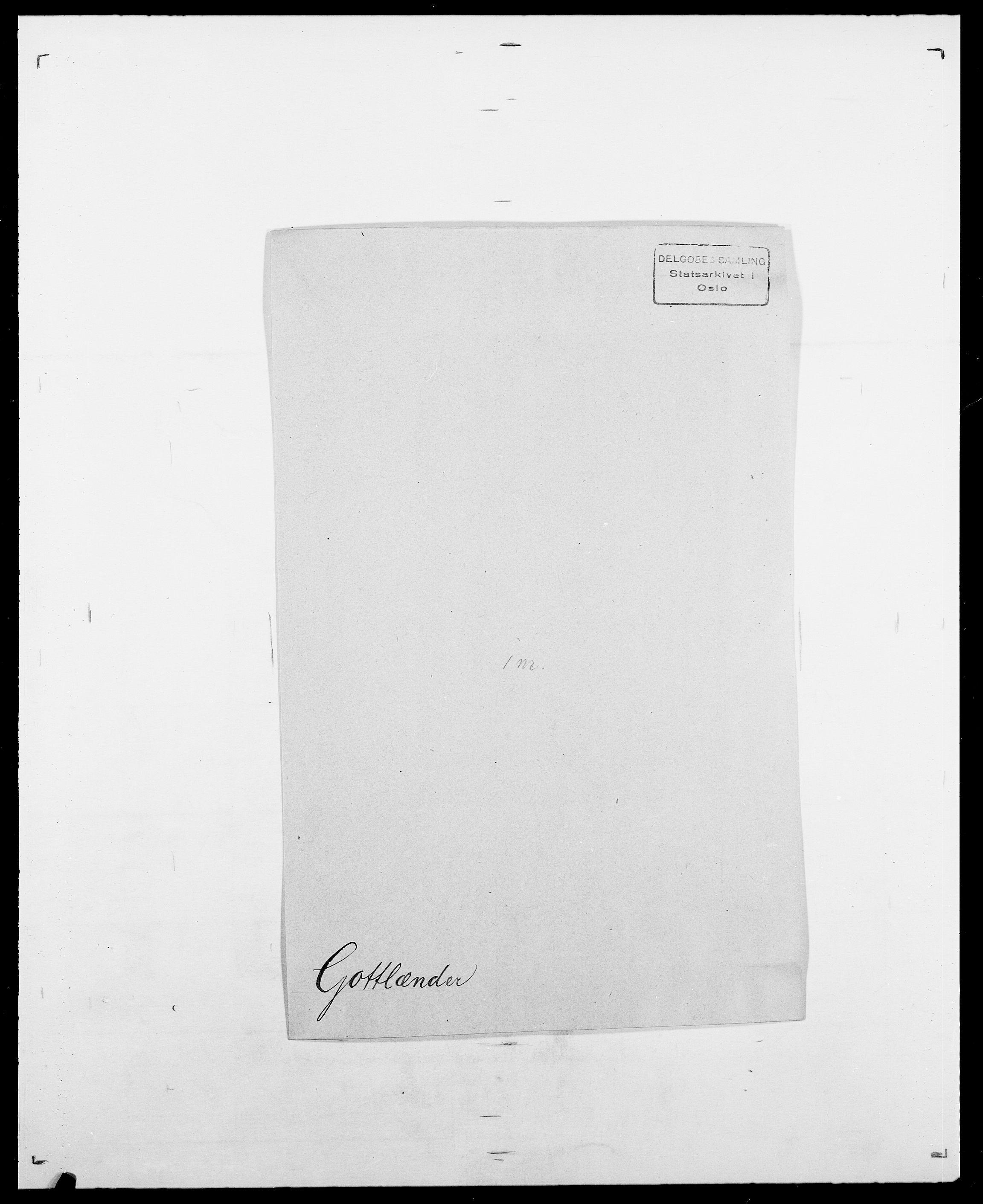 SAO, Delgobe, Charles Antoine - samling, D/Da/L0014: Giebdhausen - Grip, s. 401