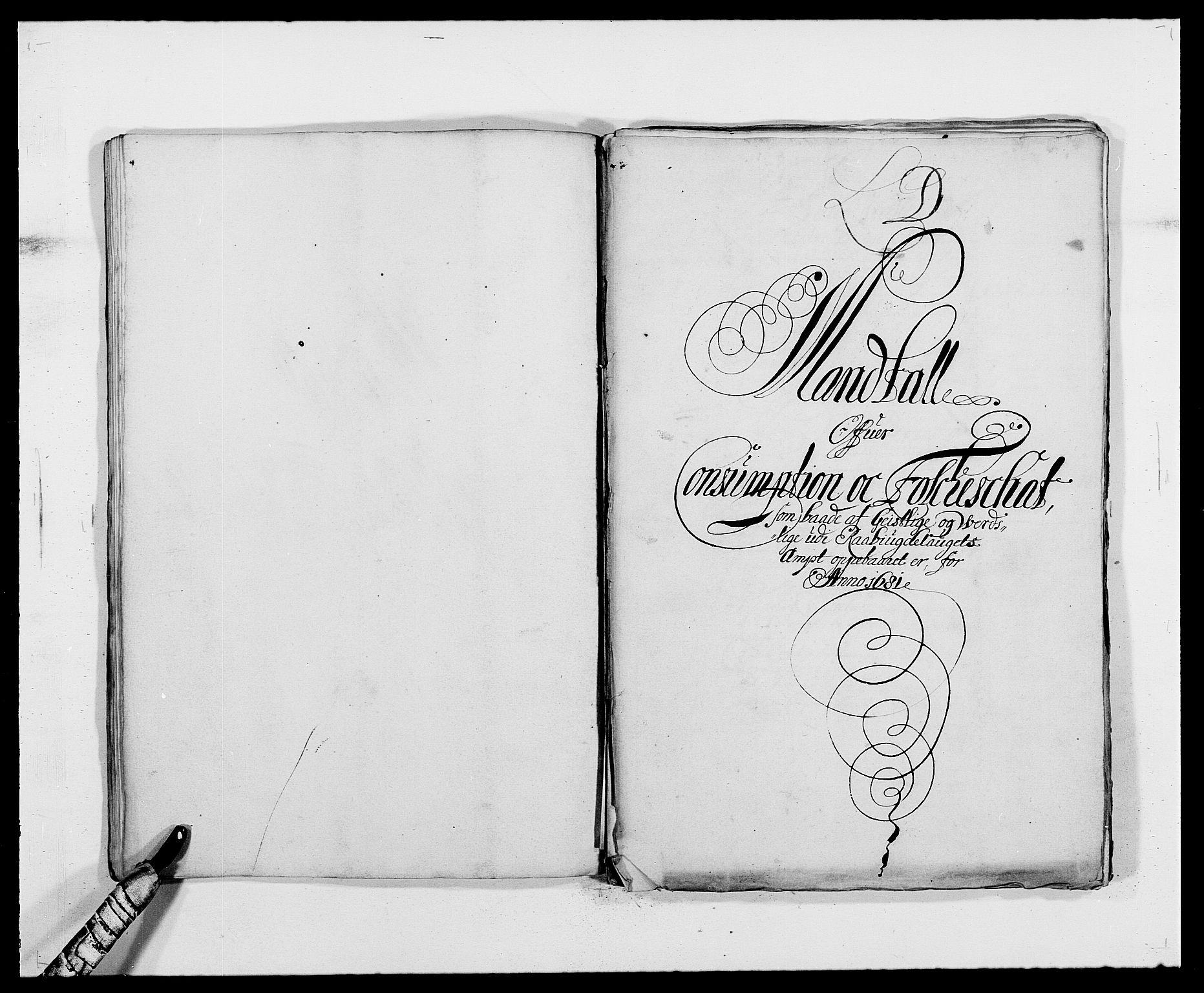 RA, Rentekammeret inntil 1814, Reviderte regnskaper, Fogderegnskap, R40/L2437: Fogderegnskap Råbyggelag, 1681, s. 53