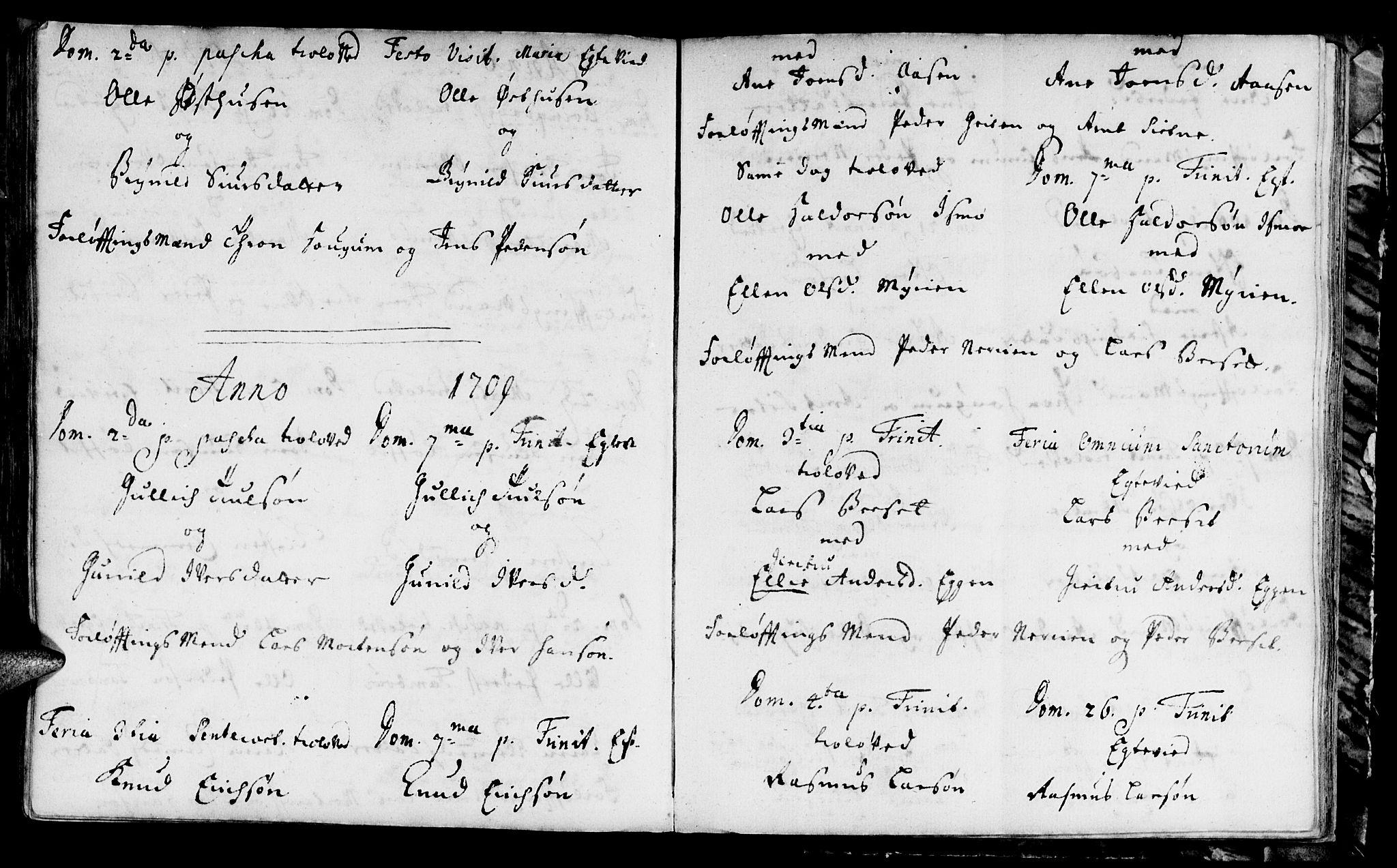SAT, Ministerialprotokoller, klokkerbøker og fødselsregistre - Sør-Trøndelag, 665/L0766: Ministerialbok nr. 665A01, 1702-1735