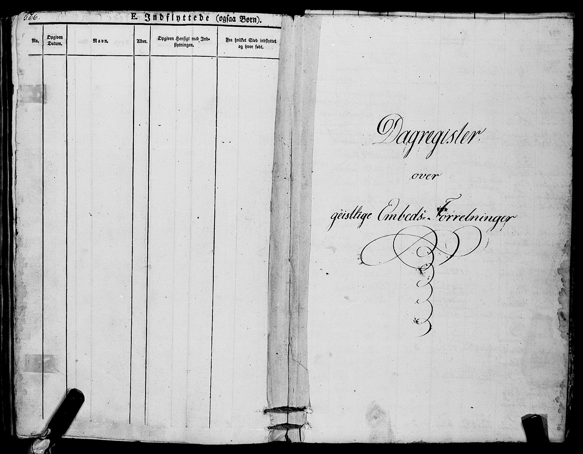 SAT, Ministerialprotokoller, klokkerbøker og fødselsregistre - Nord-Trøndelag, 773/L0614: Ministerialbok nr. 773A05, 1831-1856, s. 566