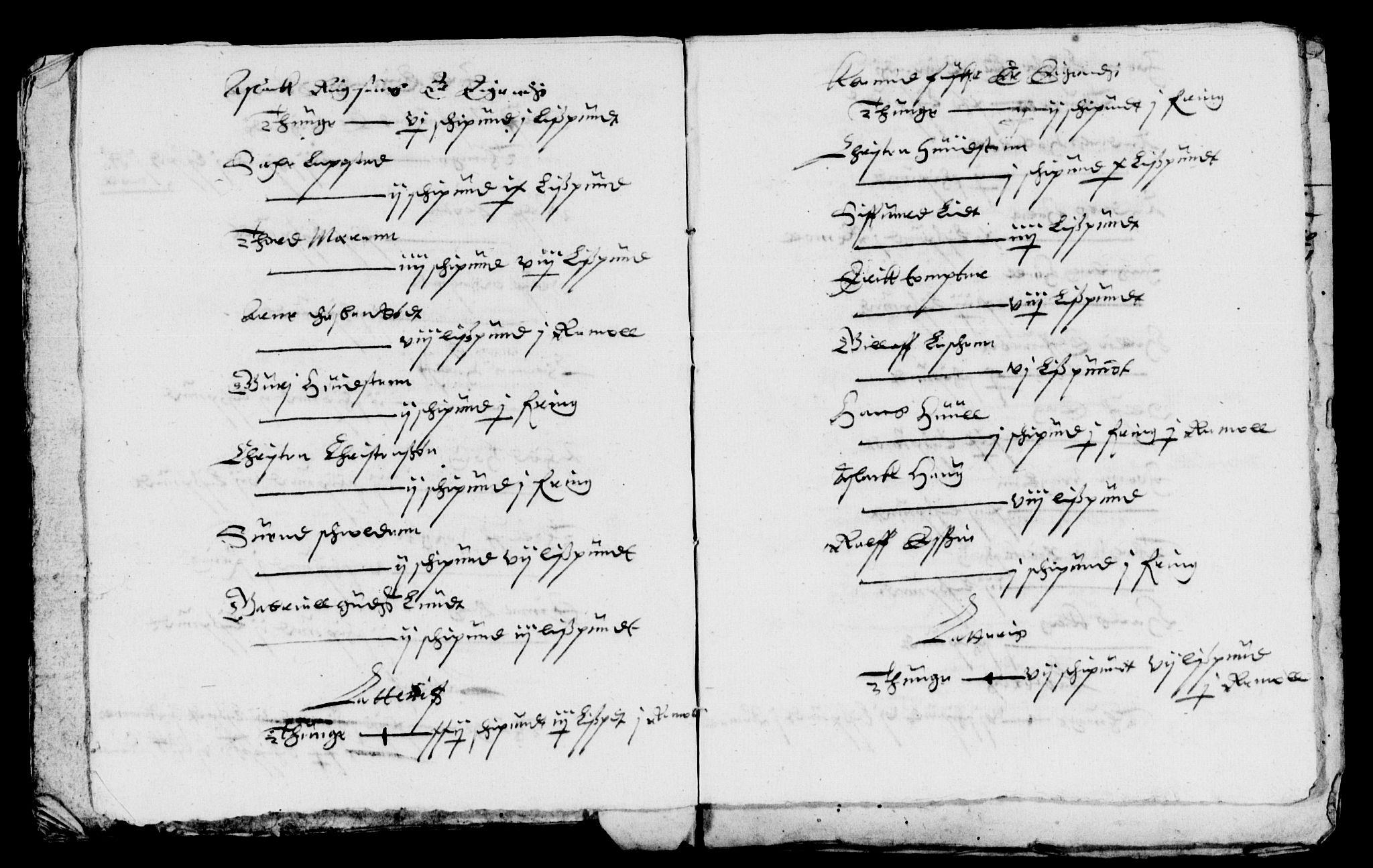 RA, Rentekammeret inntil 1814, Reviderte regnskaper, Lensregnskaper, R/Rb/Rbd/L0002: Maria kirke prosti gods og Rakkestad len, 1633-1637