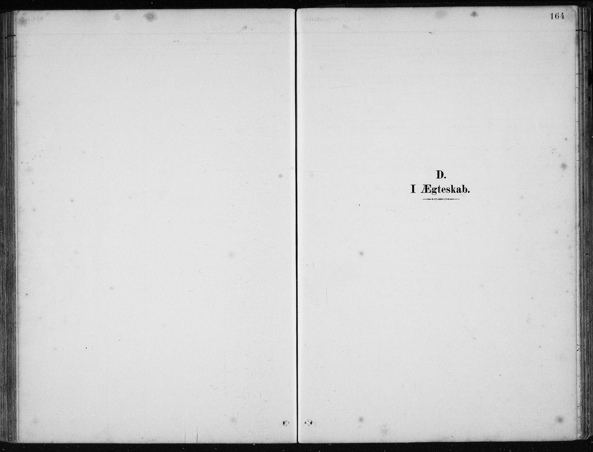 SAB, Os sokneprestembete*, Ministerialbok nr. B 1, 1885-1902, s. 164