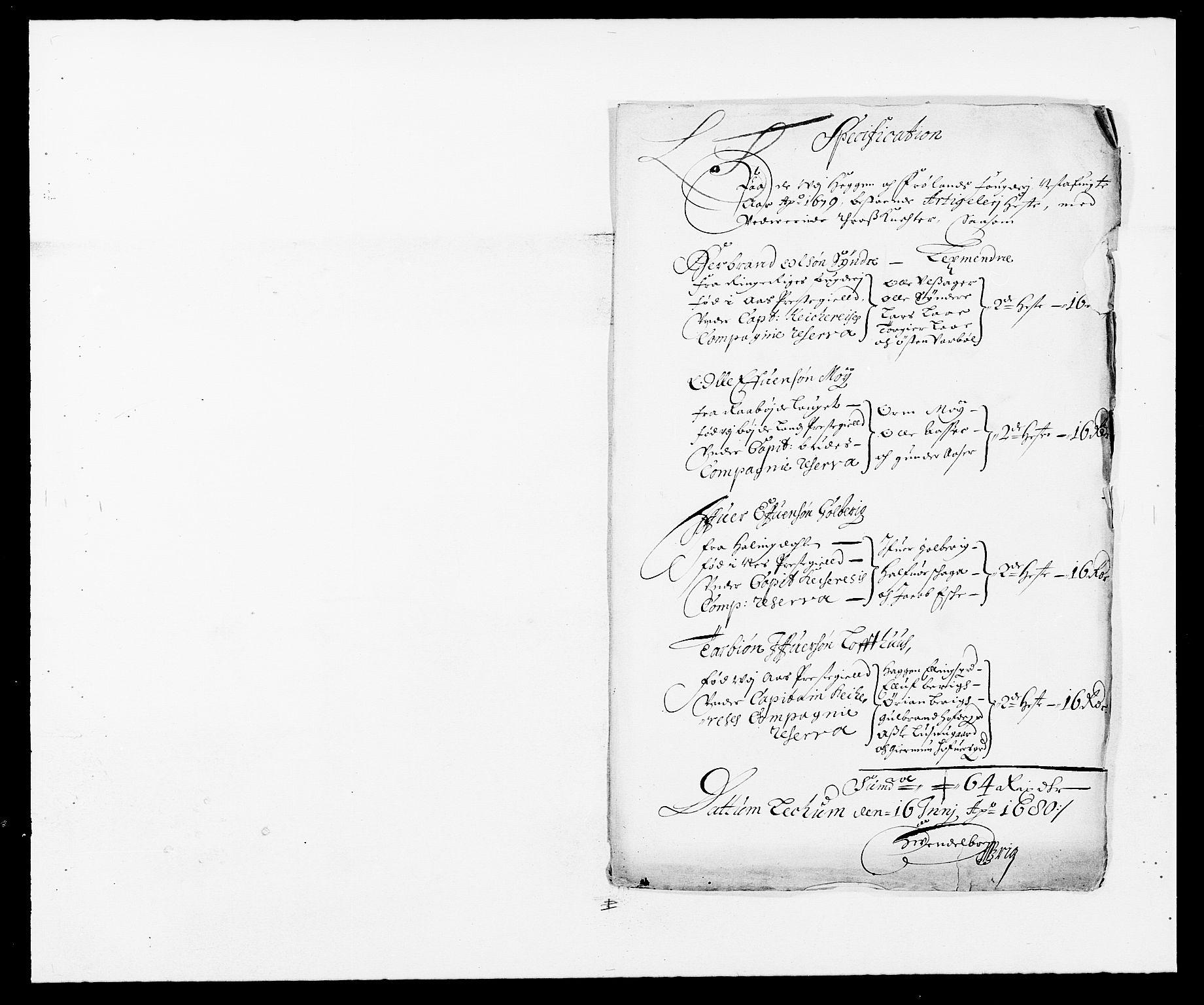 RA, Rentekammeret inntil 1814, Reviderte regnskaper, Fogderegnskap, R06/L0279: Fogderegnskap Heggen og Frøland, 1678-1680, s. 531