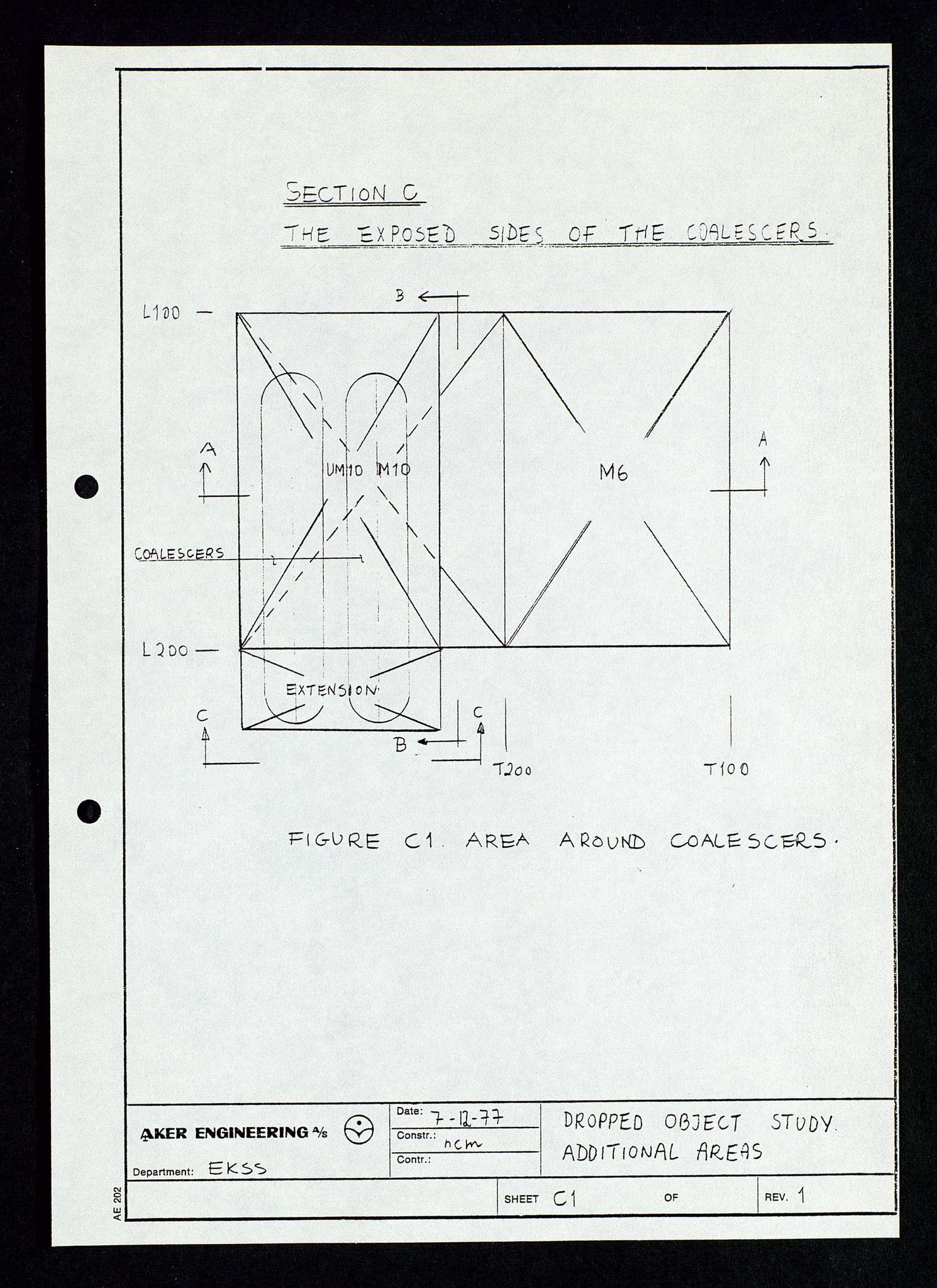 SAST, Pa 1339 - Statoil ASA, D/Dm/L0348: Gravitasjonsplattform betong, 1975-1978, s. 230