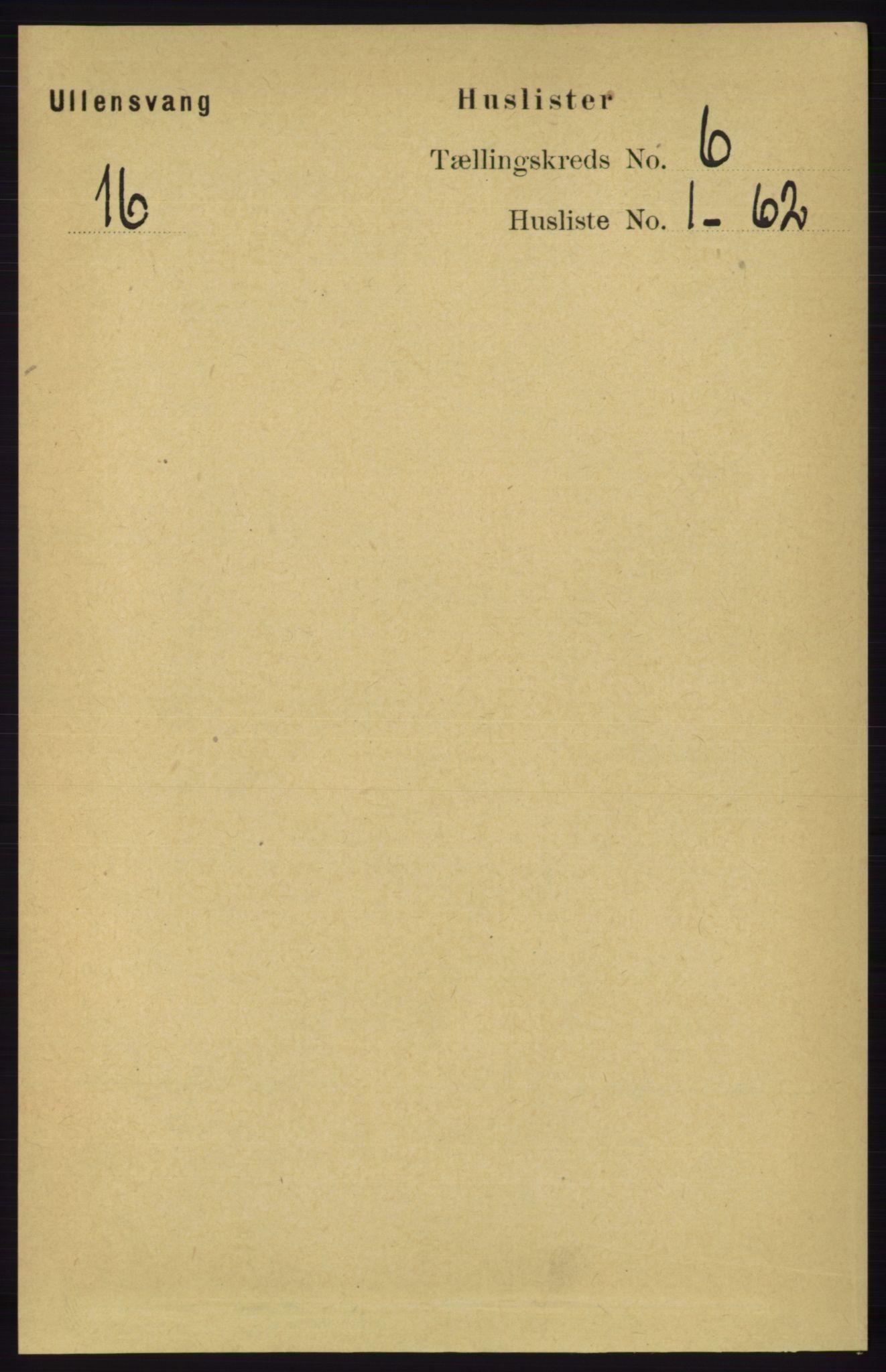 RA, Folketelling 1891 for 1230 Ullensvang herred, 1891, s. 1844