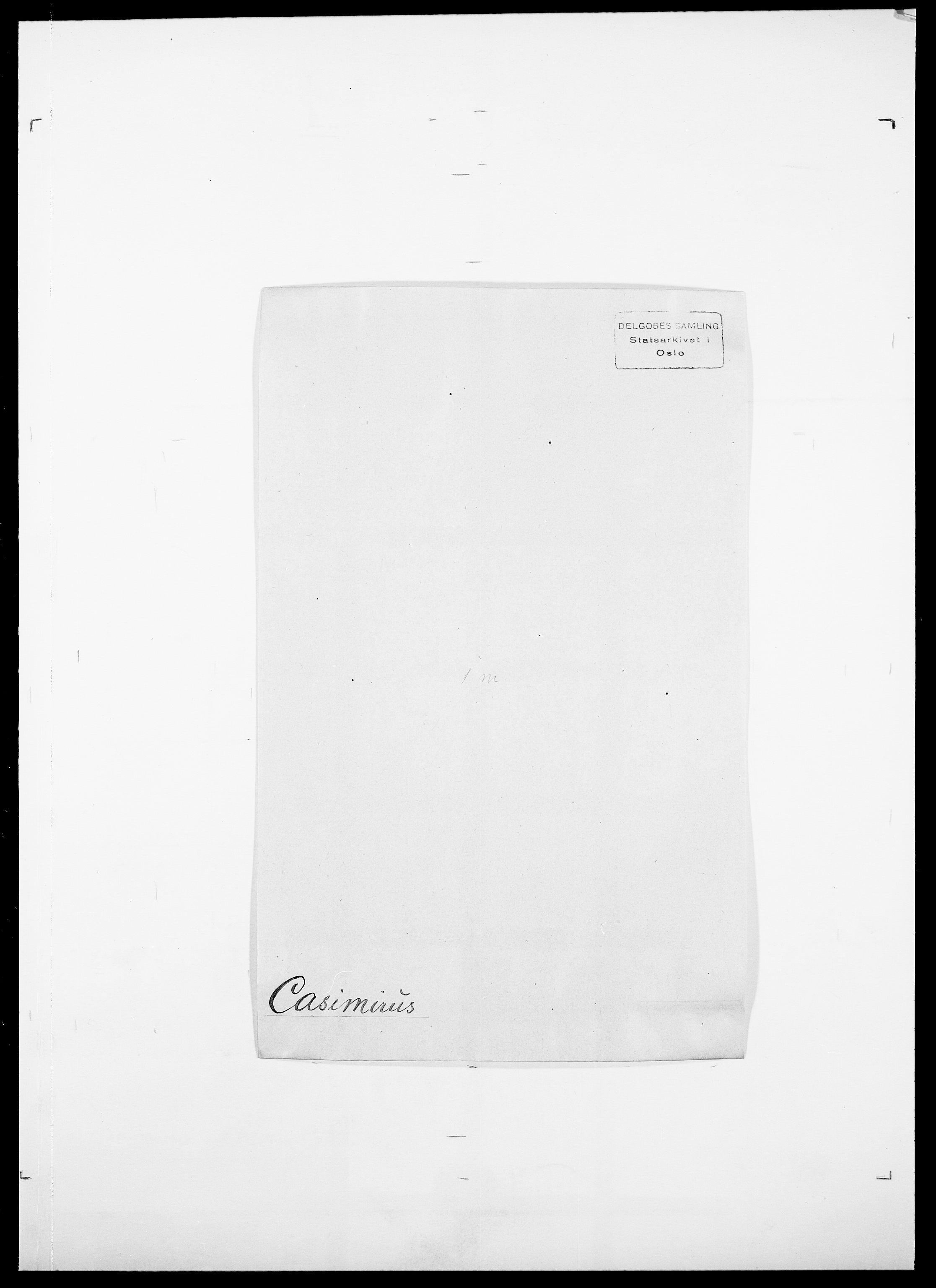 SAO, Delgobe, Charles Antoine - samling, D/Da/L0008: Capjon - Dagenbolt, s. 112