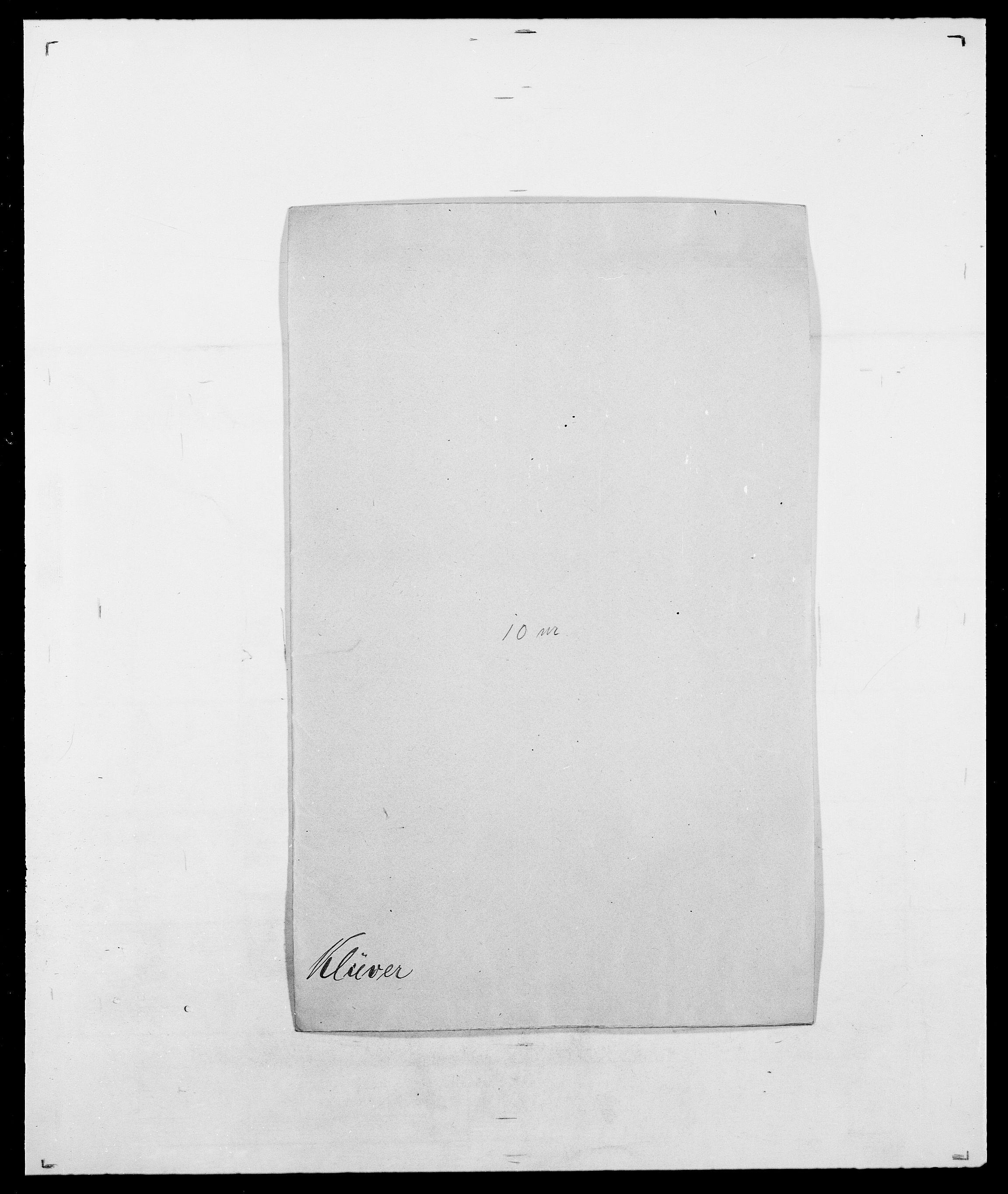 SAO, Delgobe, Charles Antoine - samling, D/Da/L0021: Klagenberg - Kristoft, s. 175