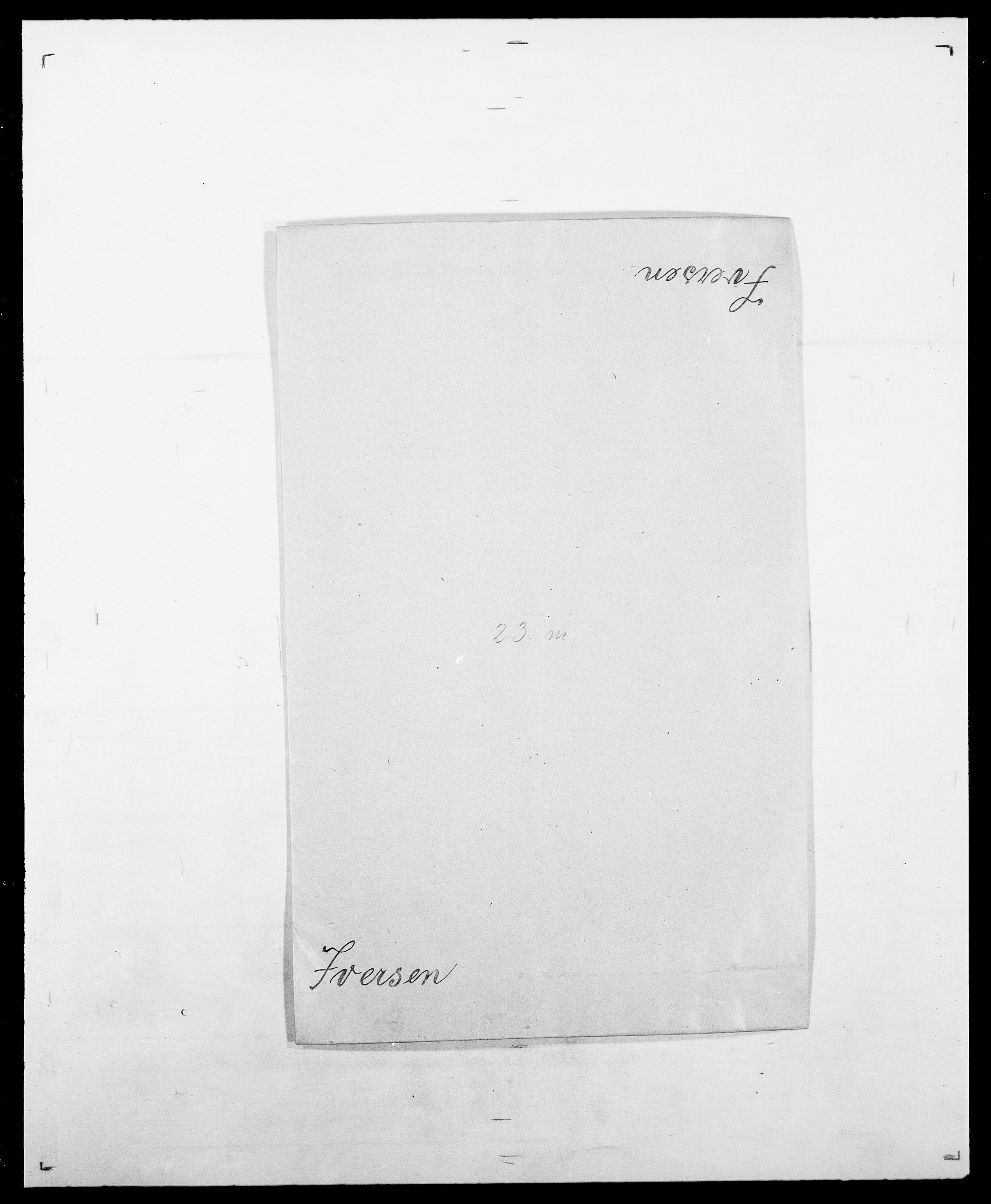 SAO, Delgobe, Charles Antoine - samling, D/Da/L0020: Irgens - Kjøsterud, s. 192