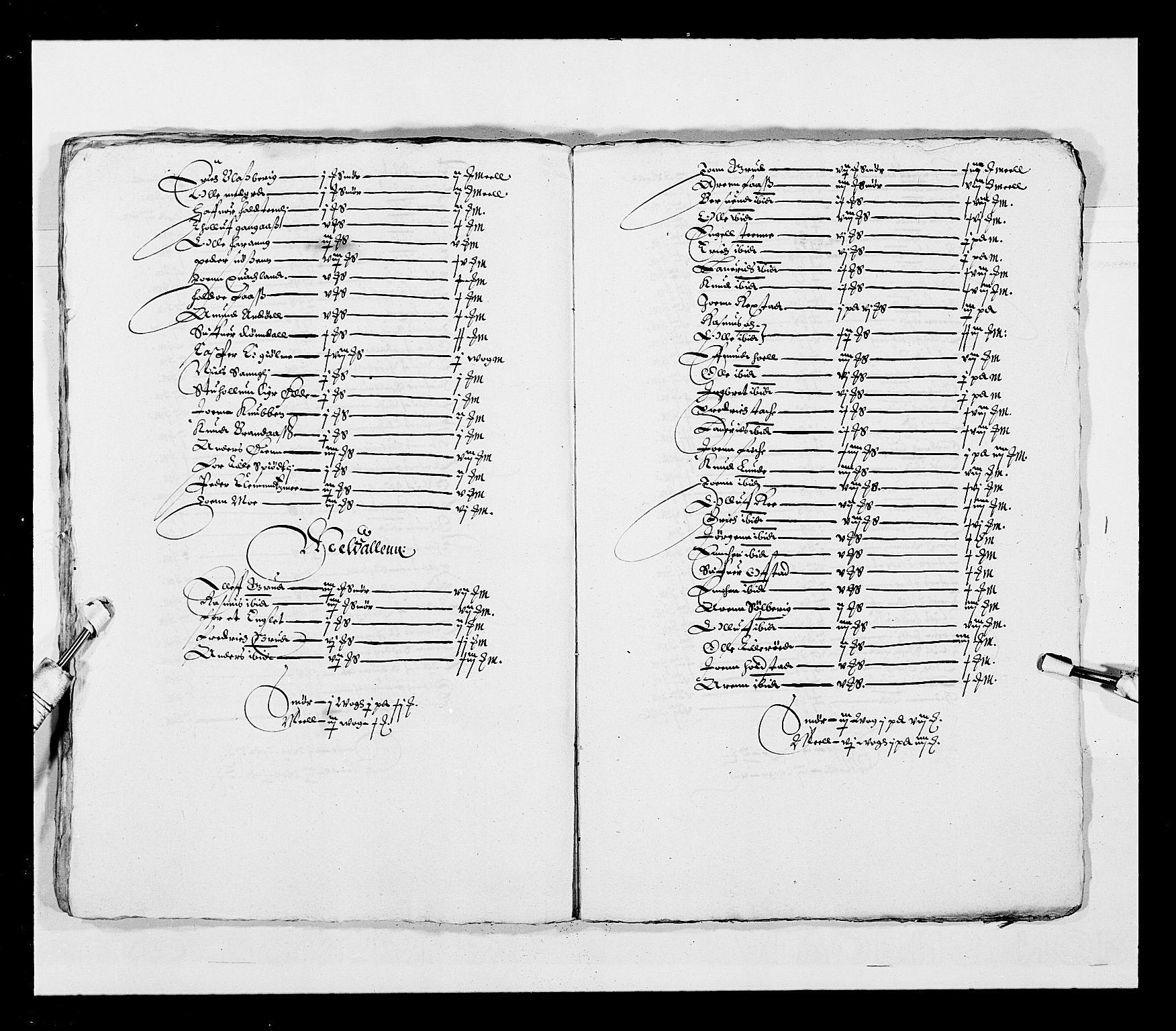 RA, Stattholderembetet 1572-1771, Ek/L0028: Jordebøker 1633-1658:, 1645-1646, s. 187