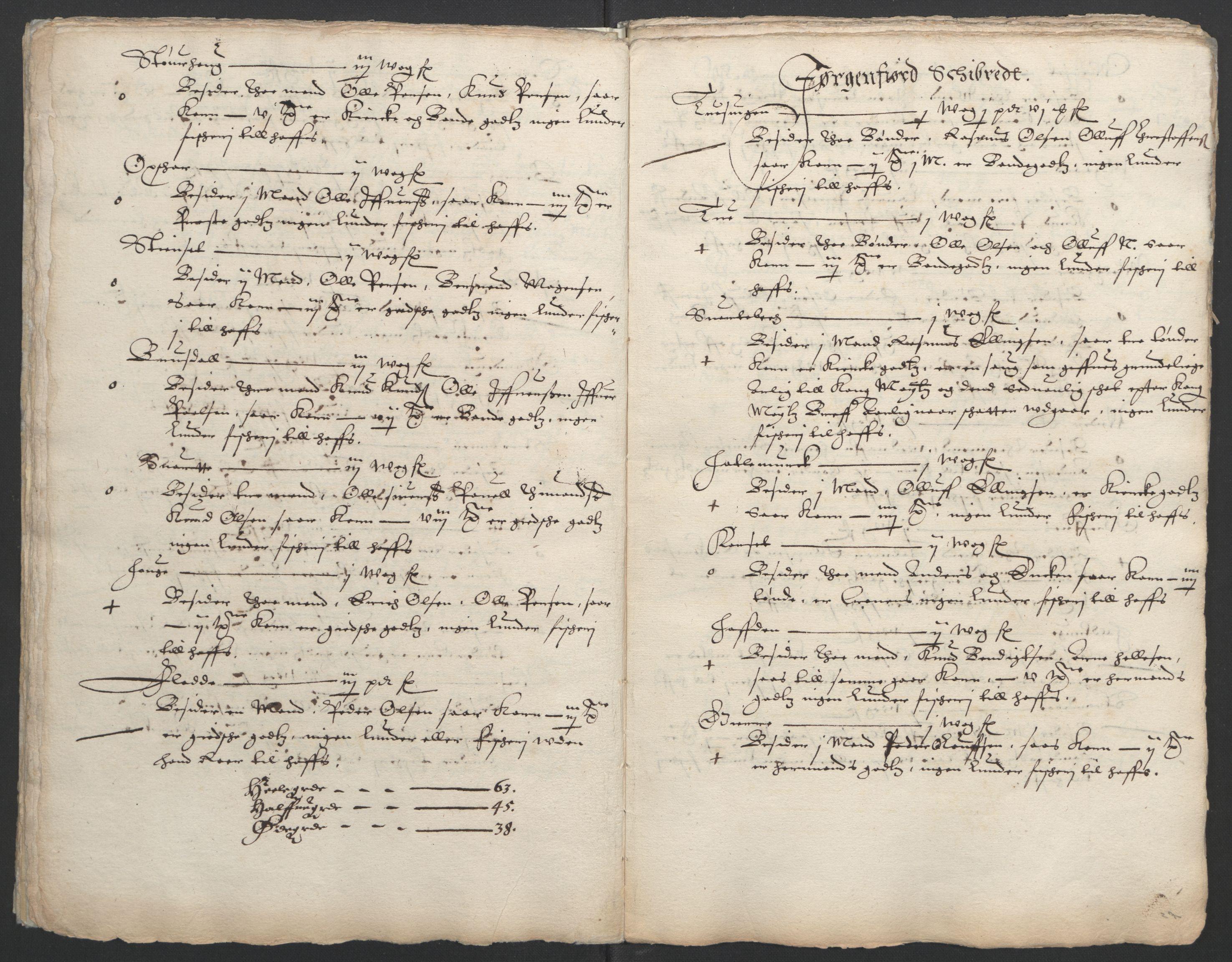 RA, Stattholderembetet 1572-1771, Ek/L0005: Jordebøker til utlikning av garnisonsskatt 1624-1626:, 1626, s. 168