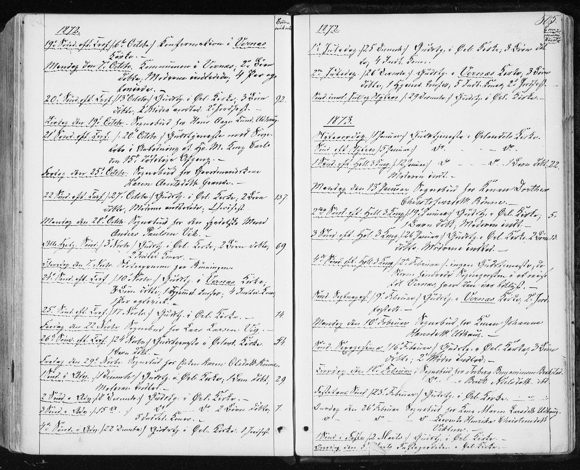 SAT, Ministerialprotokoller, klokkerbøker og fødselsregistre - Sør-Trøndelag, 659/L0737: Ministerialbok nr. 659A07, 1857-1875, s. 505