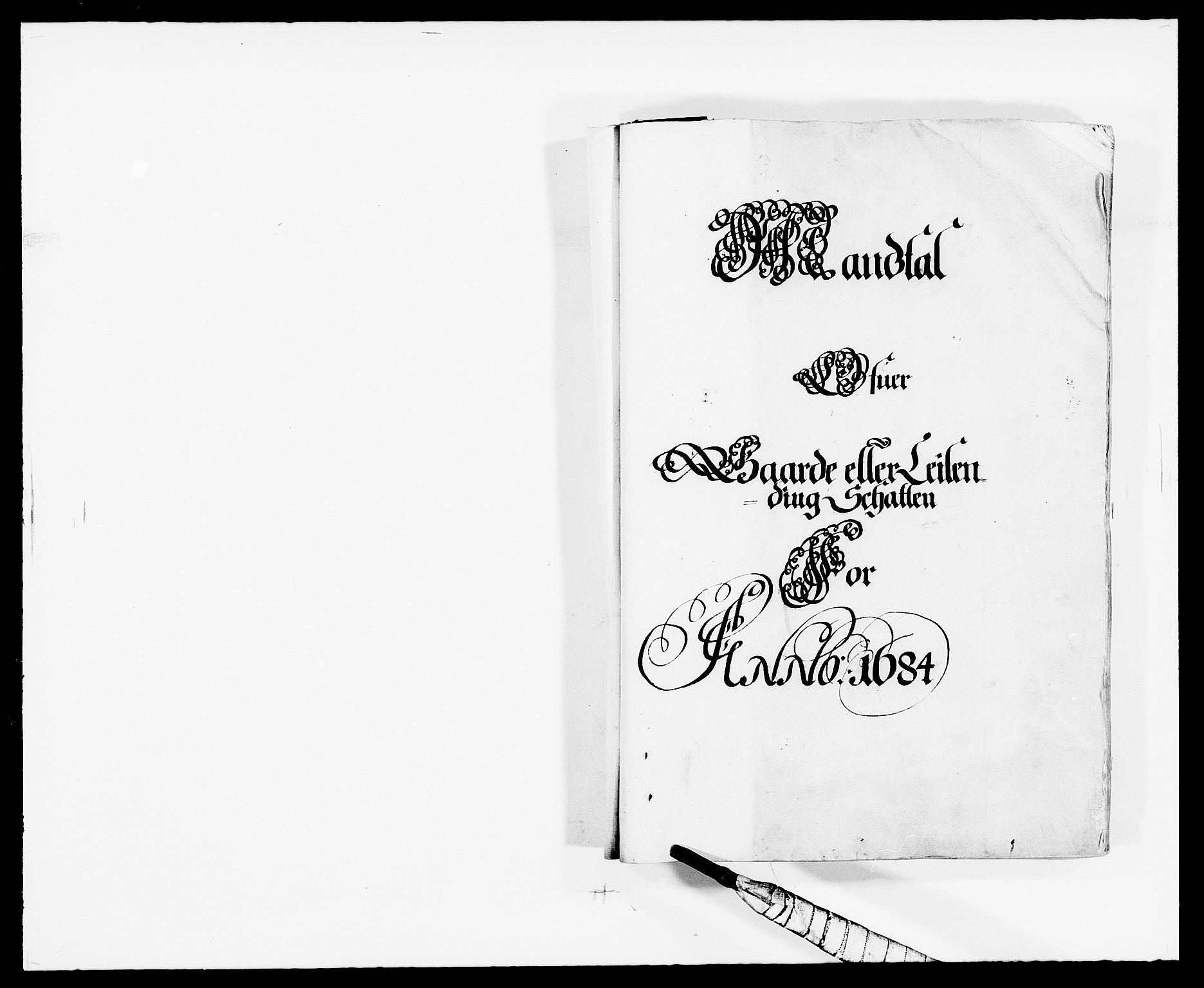 RA, Rentekammeret inntil 1814, Reviderte regnskaper, Fogderegnskap, R32/L1854: Fogderegnskap Jarlsberg grevskap, 1684, s. 10