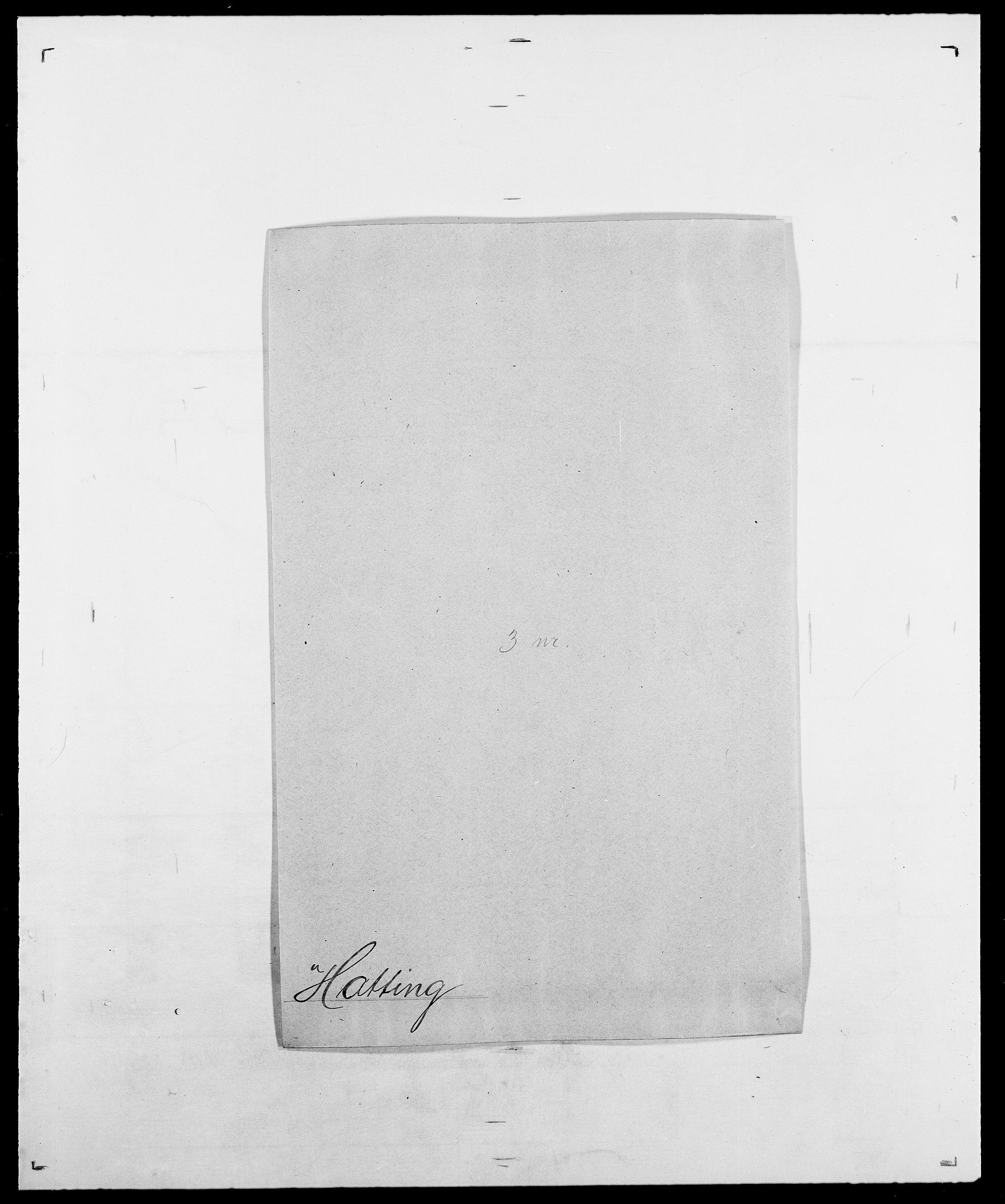 SAO, Delgobe, Charles Antoine - samling, D/Da/L0016: Hamborg - Hektoen, s. 569